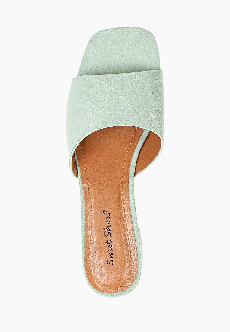 Женские сабо Sweet Shoes F20-9198: изображение 4