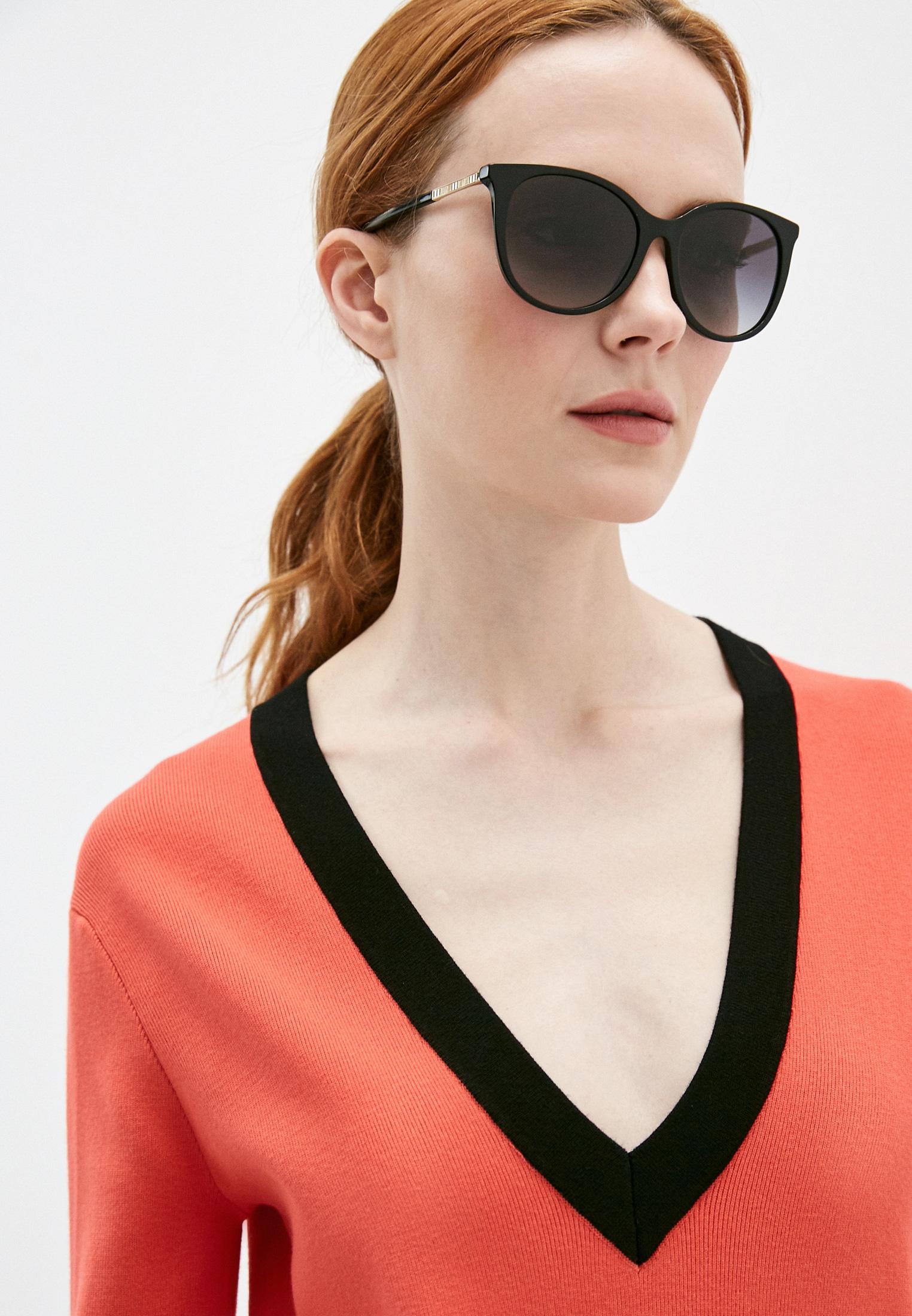 Женские солнцезащитные очки Burberry 0BE4333: изображение 5