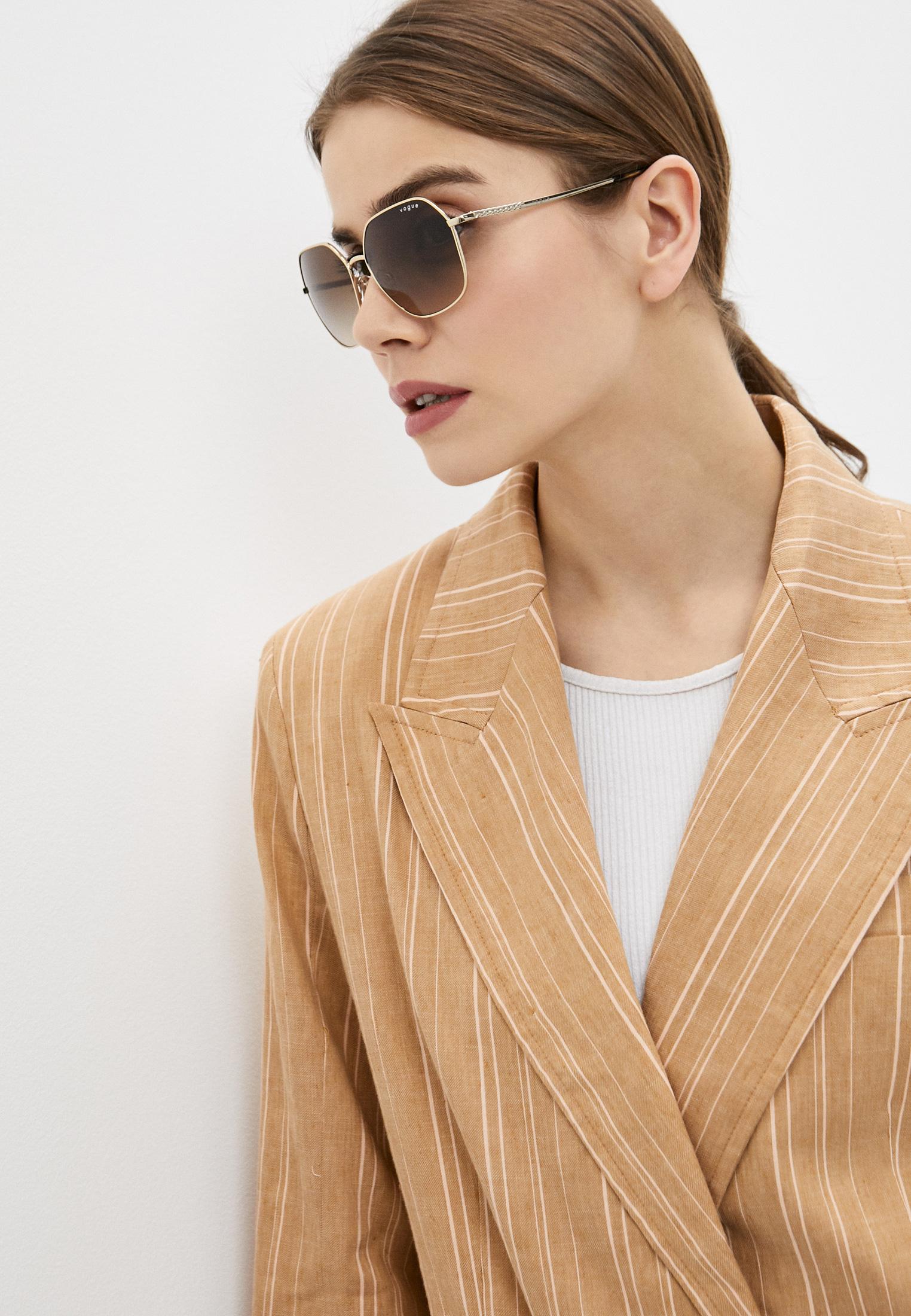 Женские солнцезащитные очки Vogue® Eyewear 0VO4198S