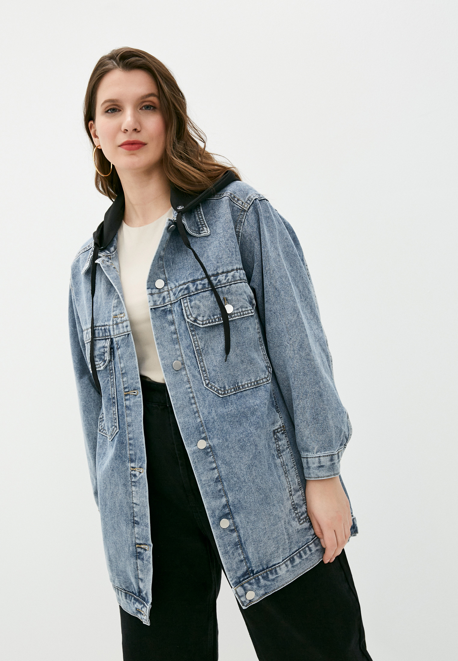 Джинсовая куртка Chic de Femme CHOSS21079