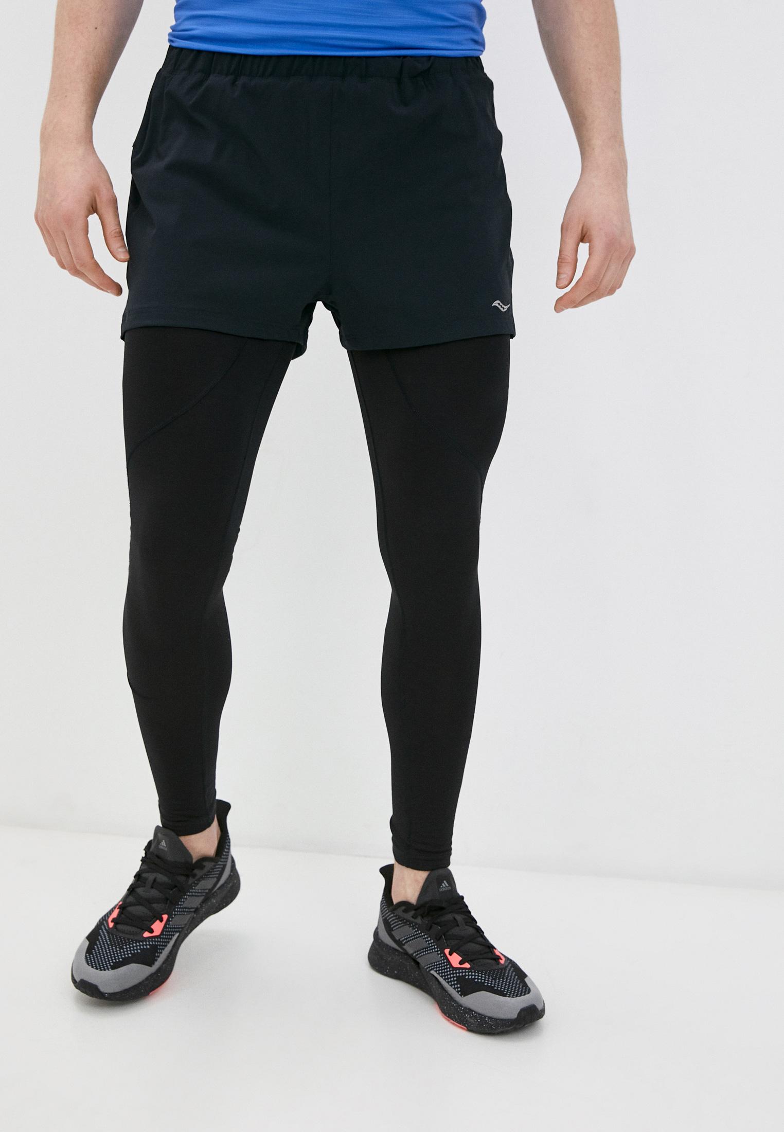 Мужские спортивные шорты Saucony SAM800242