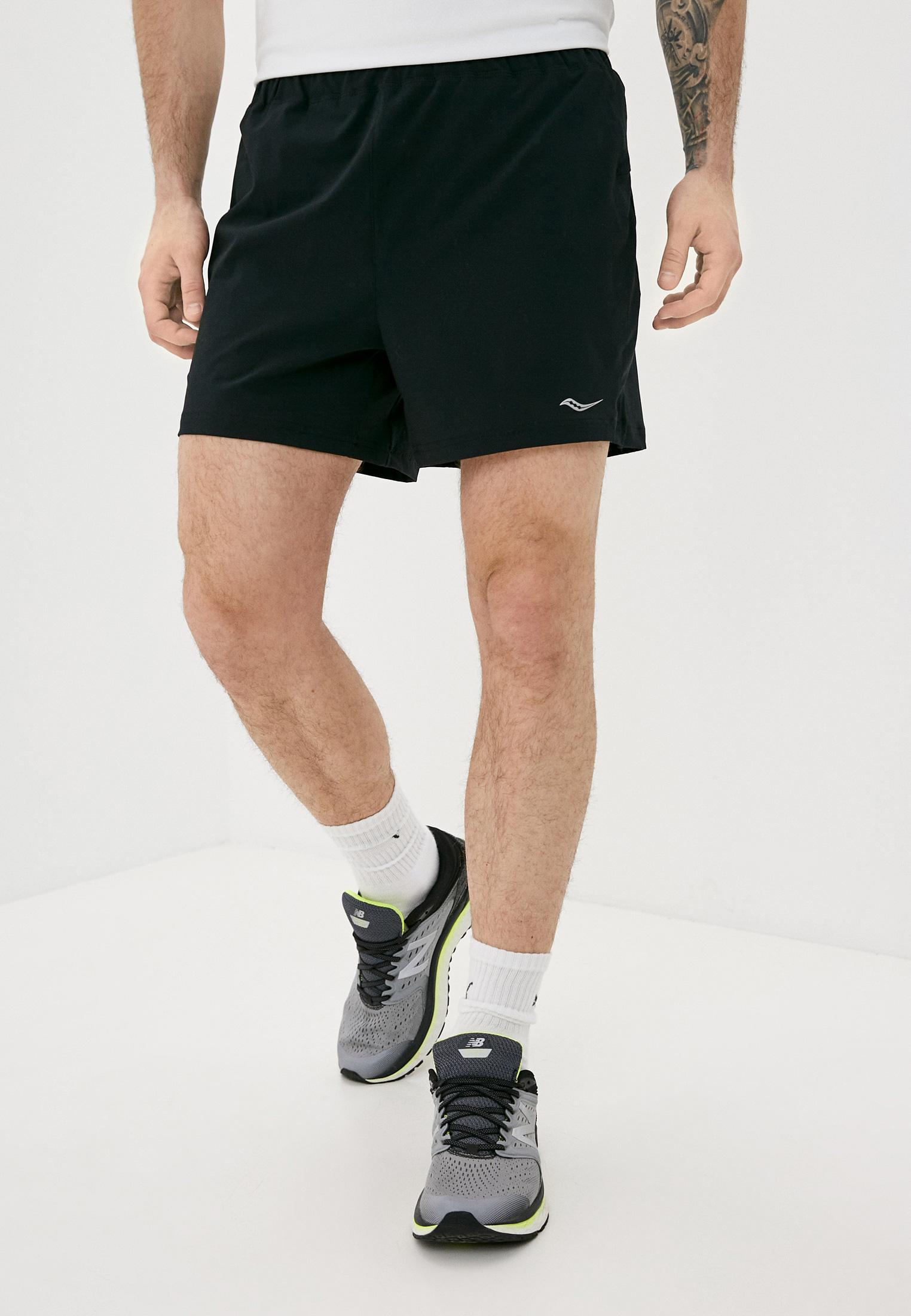 Мужские спортивные шорты Saucony SAM800243