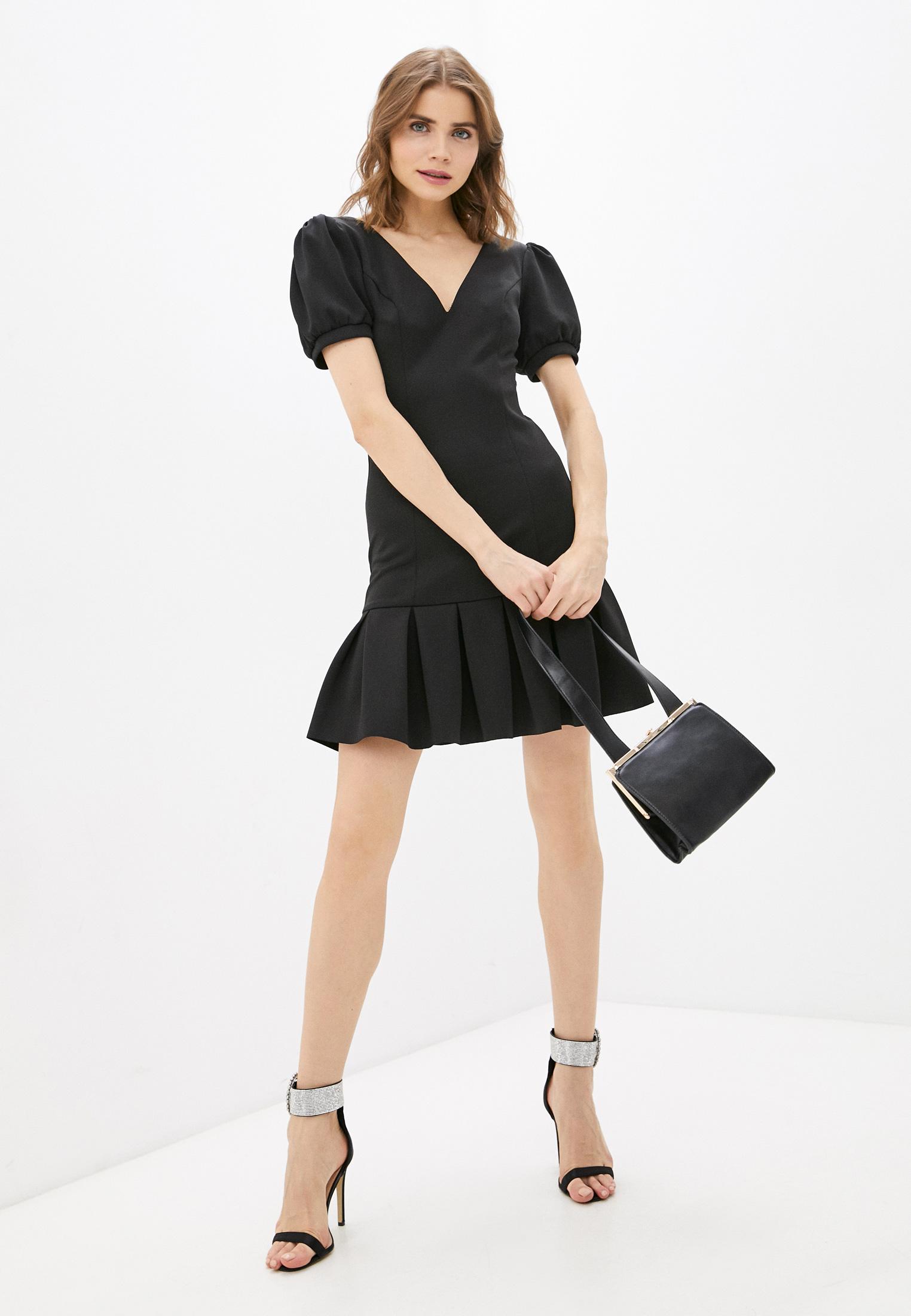Вечернее / коктейльное платье Chi Chi London 52821BK: изображение 2