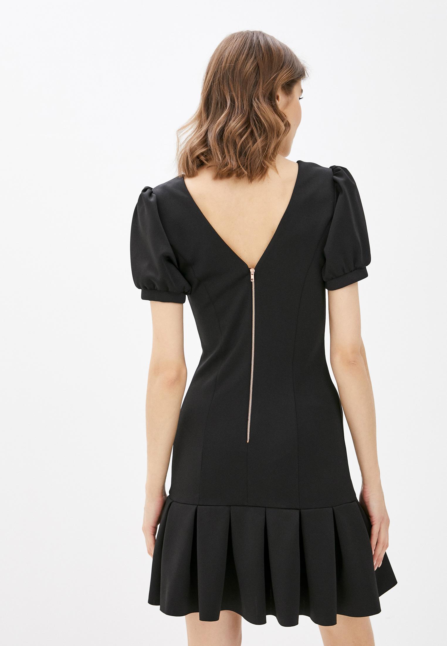 Вечернее / коктейльное платье Chi Chi London 52821BK: изображение 3