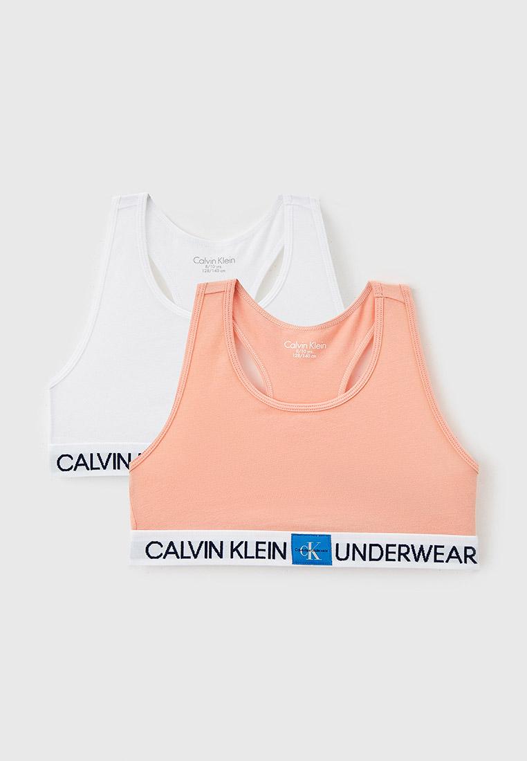 Майка Calvin Klein (Кельвин Кляйн) Топы бельевые 2 шт. Calvin Klein
