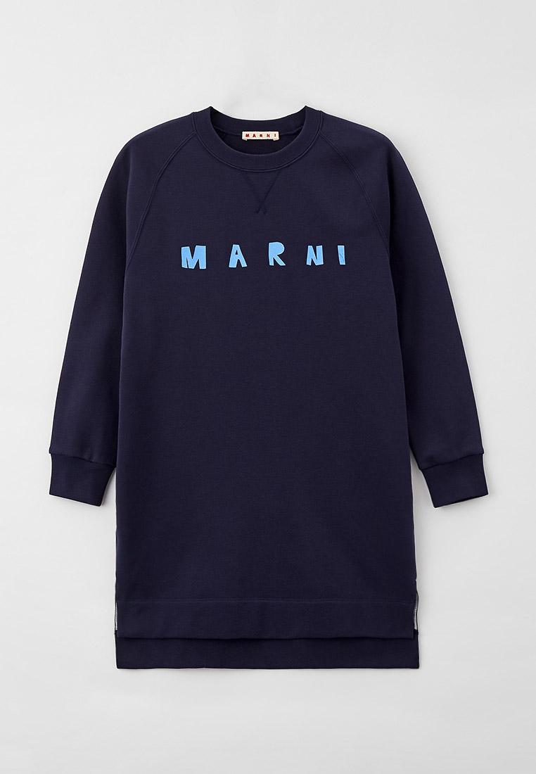 Повседневное платье MARNI M00083-M00J4