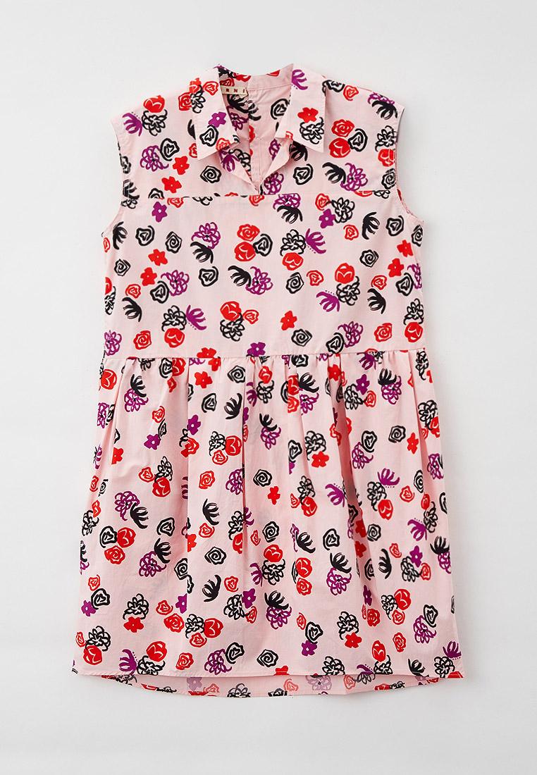 Повседневное платье MARNI M00091-M00IB