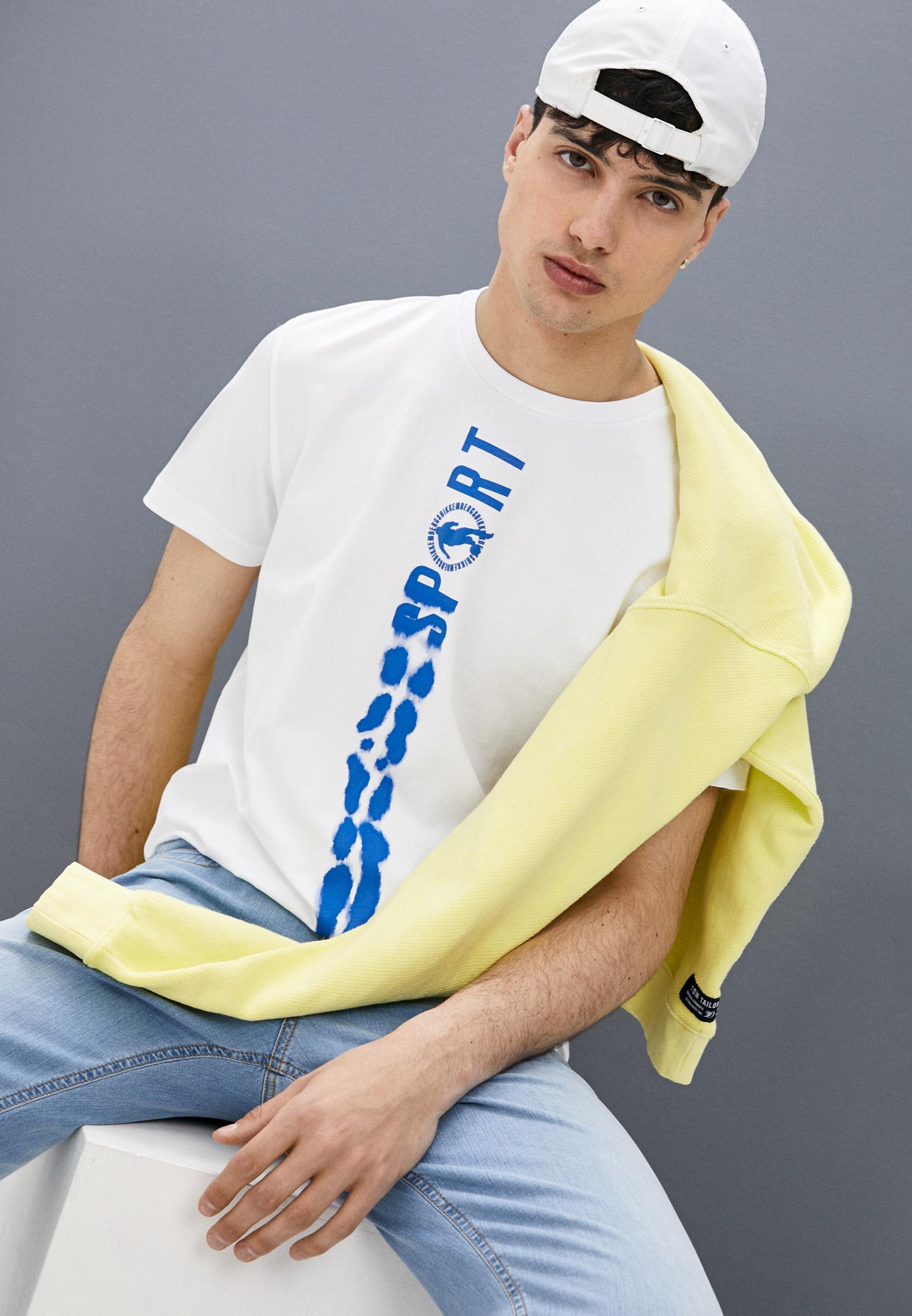 Мужская футболка Bikkembergs (Биккембергс) C 4 101 26 E 2231: изображение 2