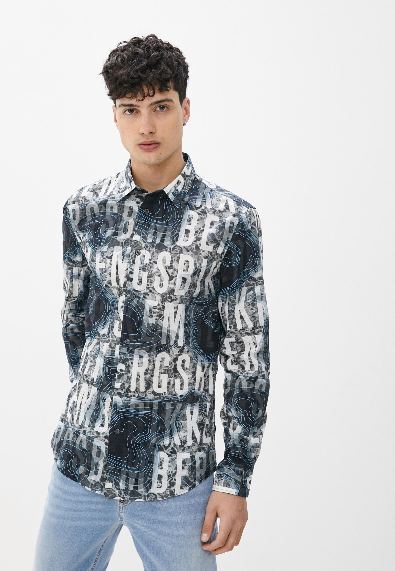 Рубашка с длинным рукавом Bikkembergs C C 009 80 T 123A