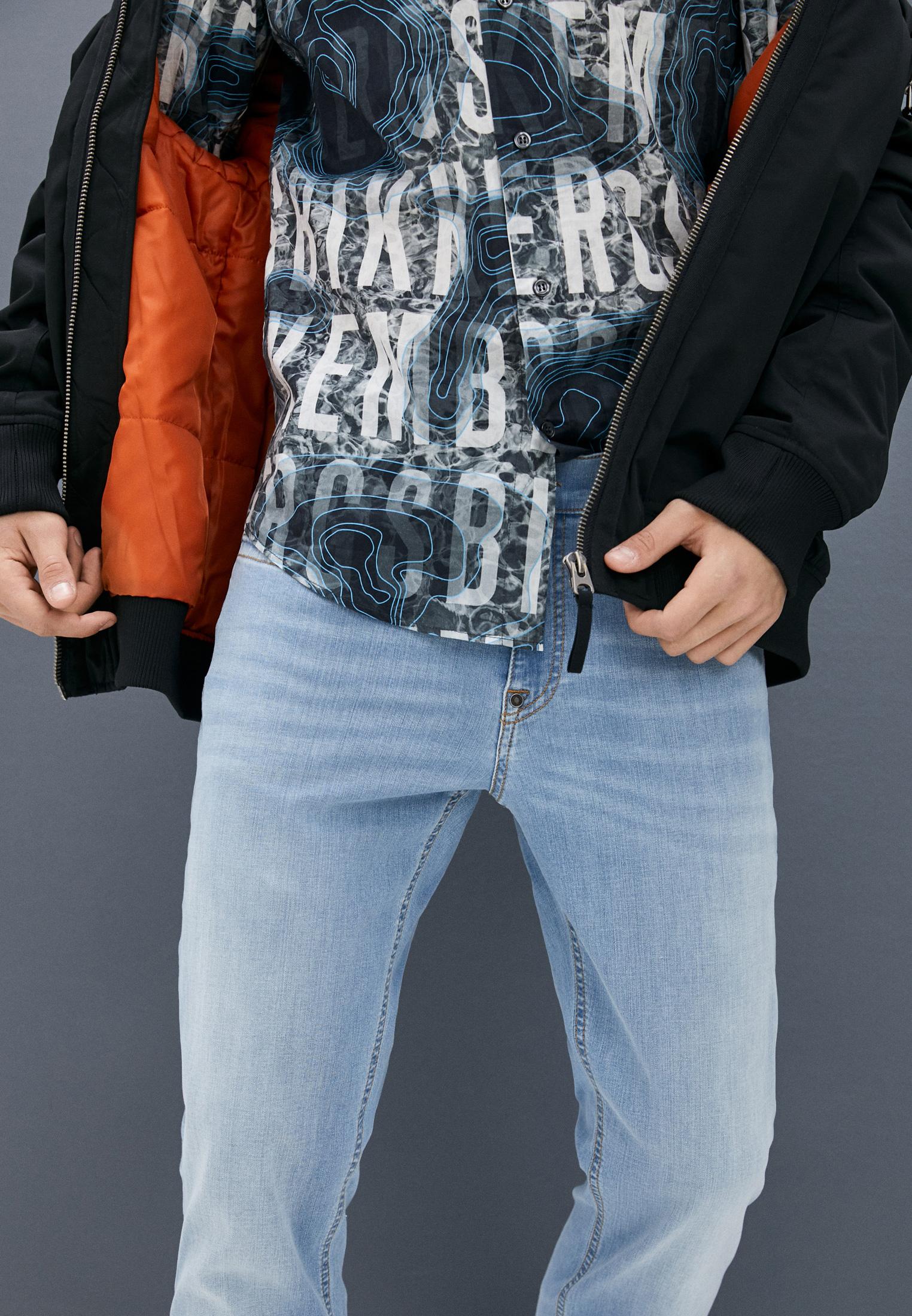 Мужские прямые джинсы Bikkembergs C Q 101 26 S 3541: изображение 2