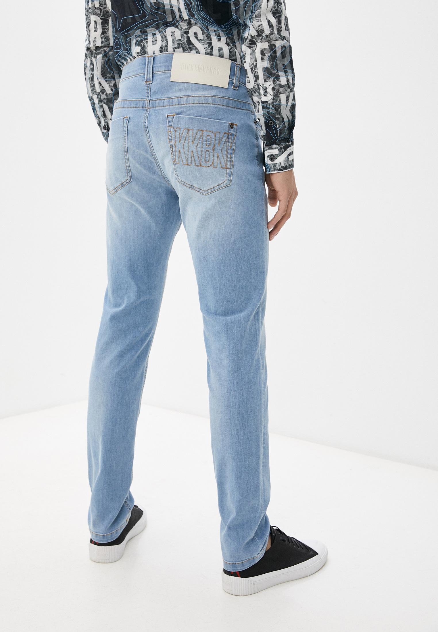 Мужские прямые джинсы Bikkembergs C Q 101 26 S 3541: изображение 4