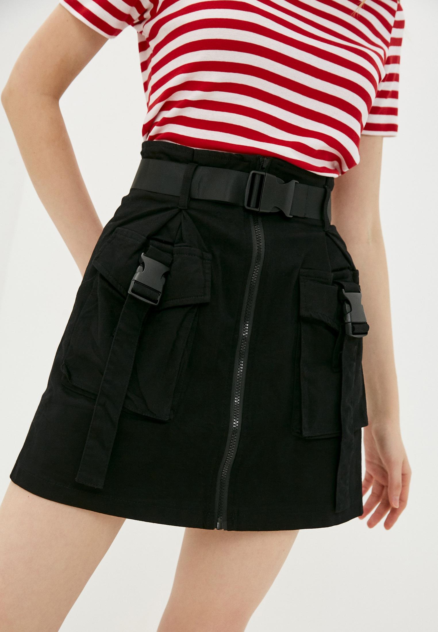 Прямая юбка Nerouge N452-22