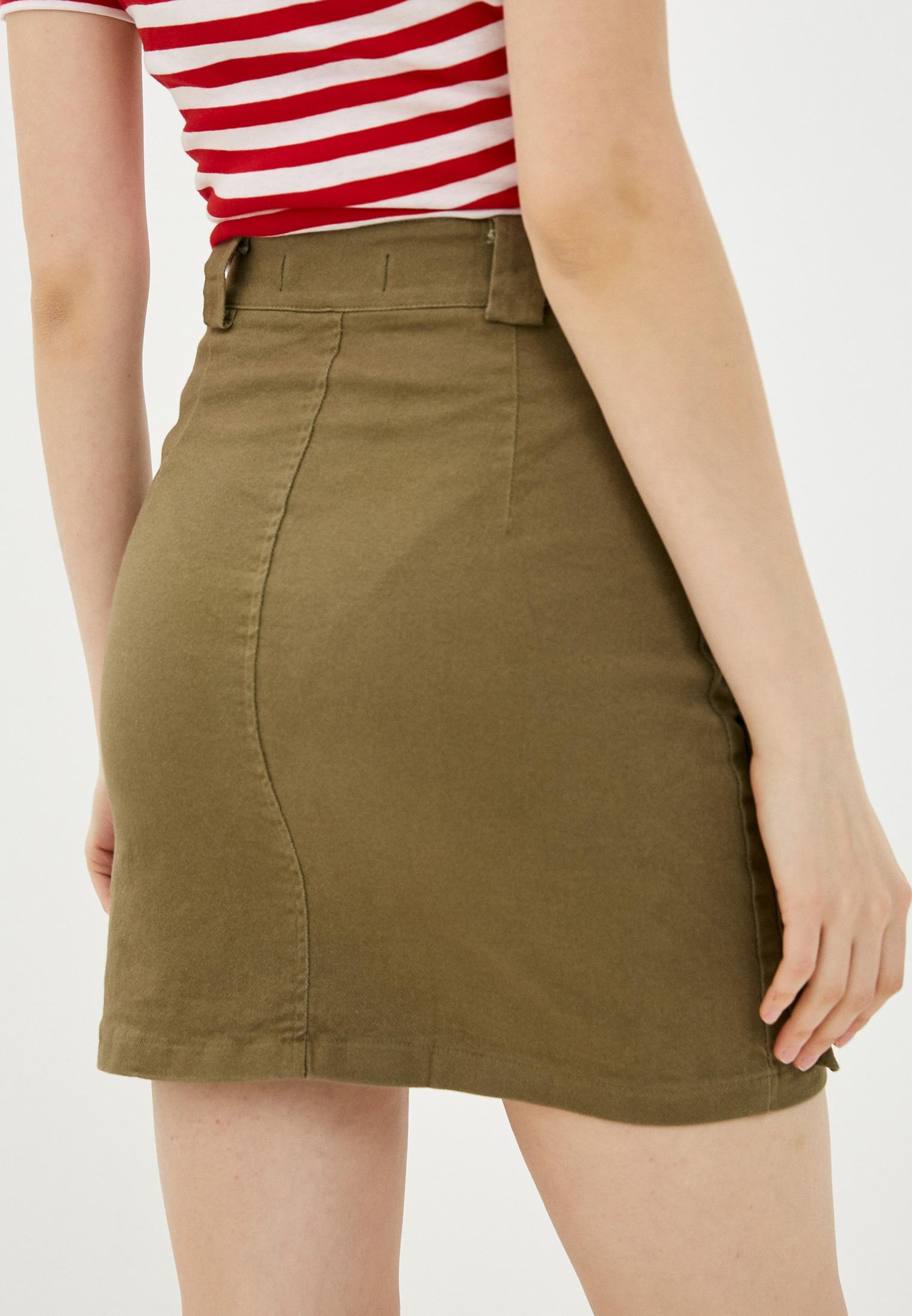 Широкая юбка Nerouge N453-23: изображение 3