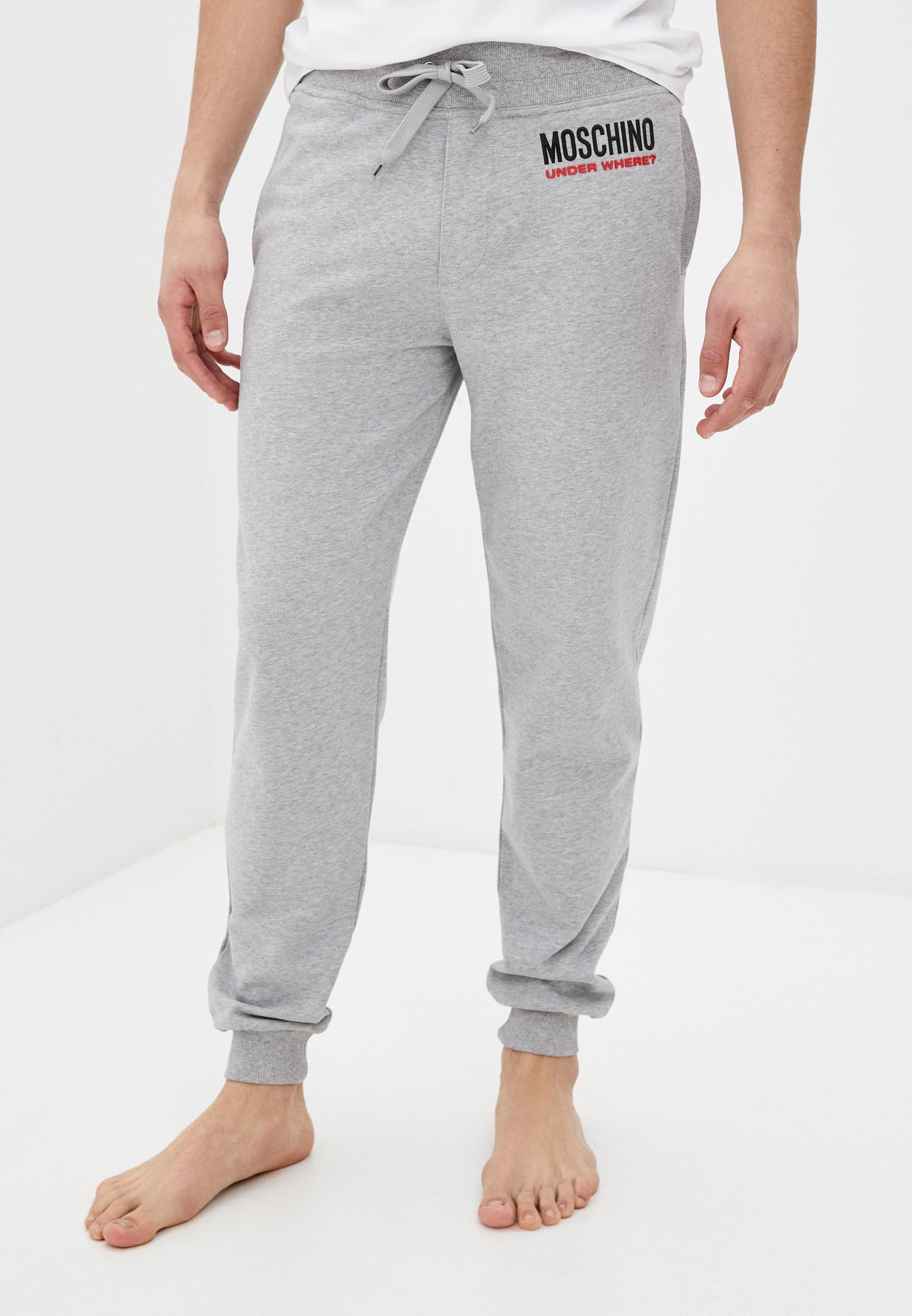 Мужские спортивные брюки Moschino Underwear 4322 8127