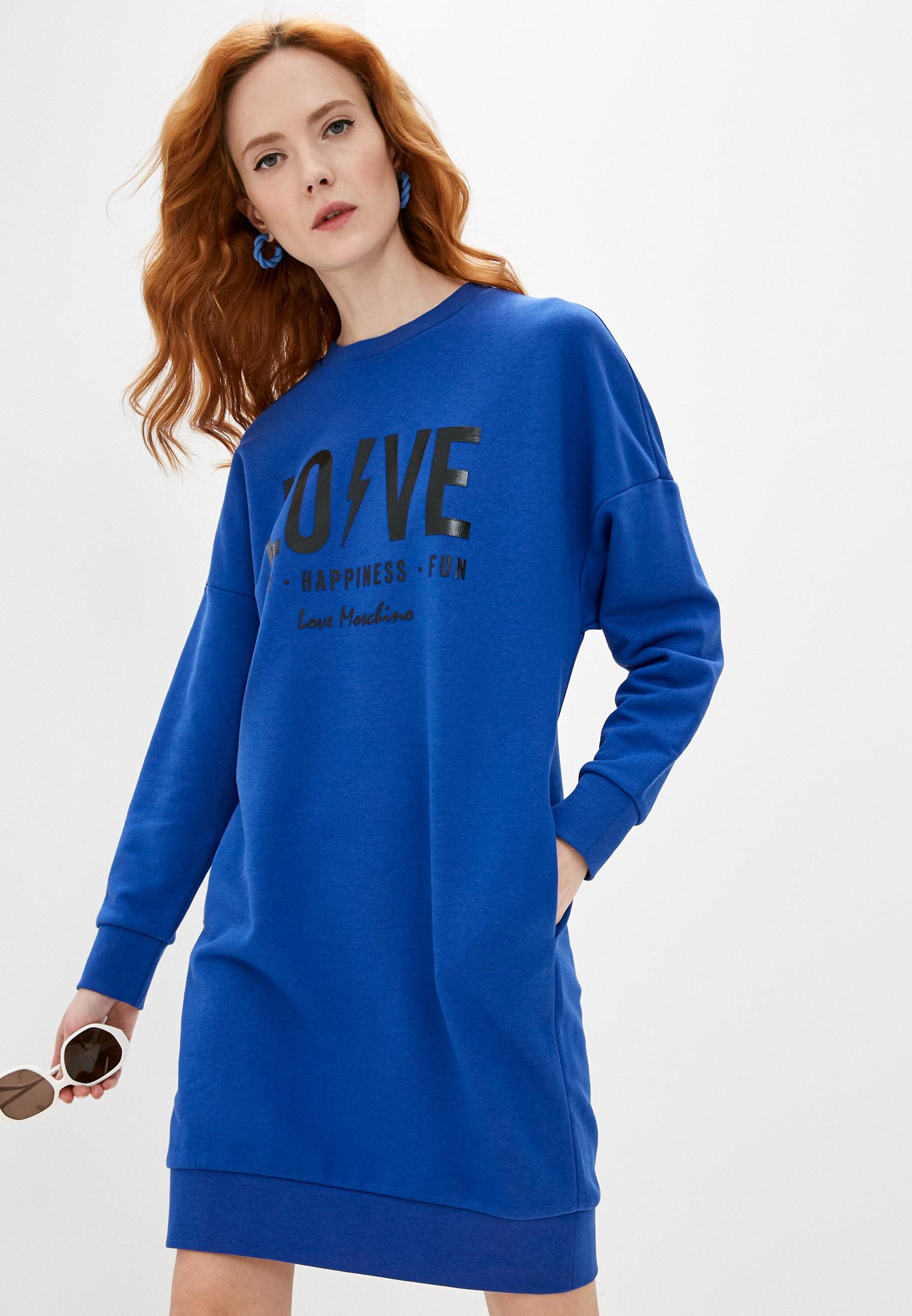 Платье Love Moschino W5A4804M4165Y45