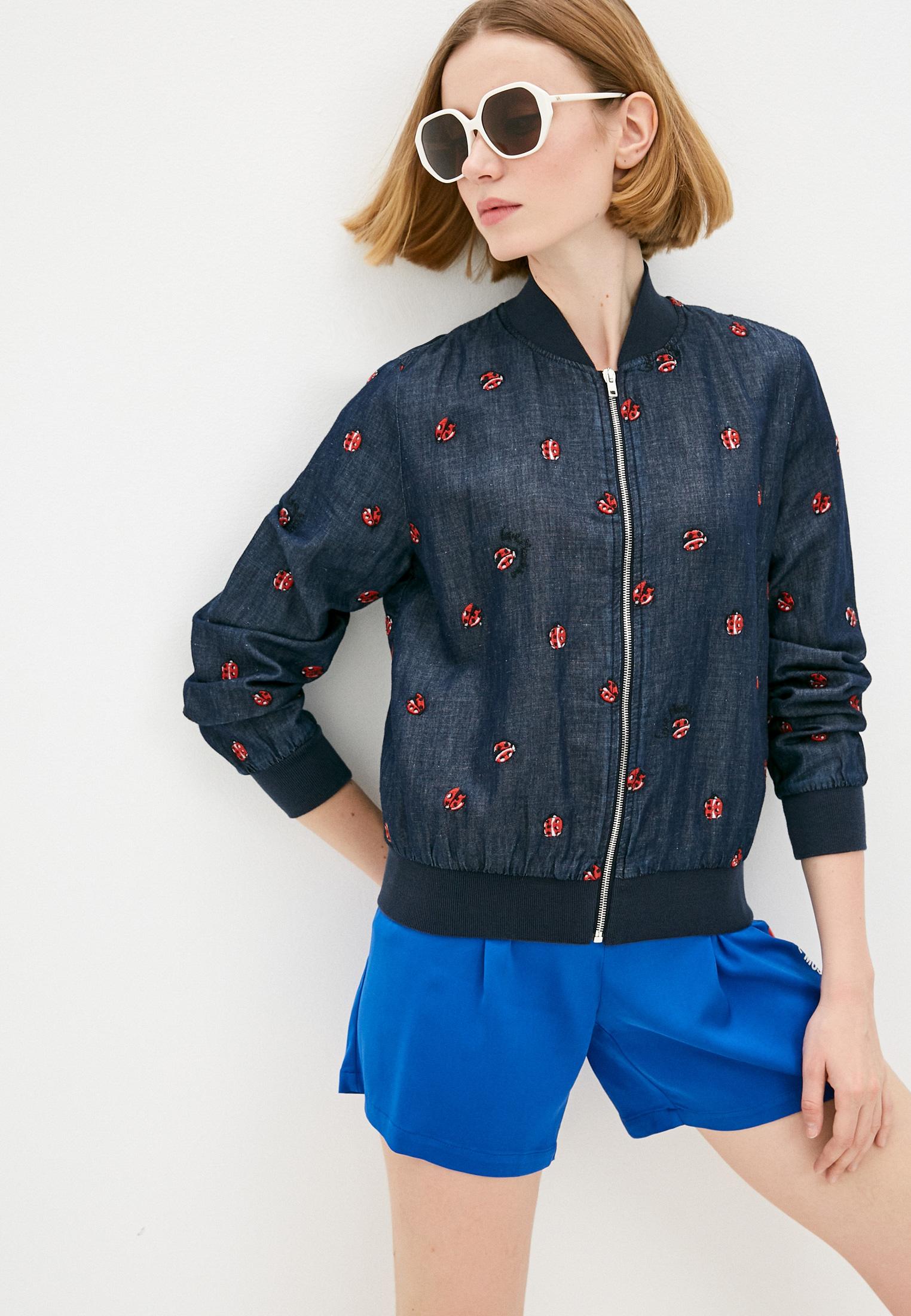 Женская верхняя одежда Love Moschino (Лав Москино) WH6128FT97388001
