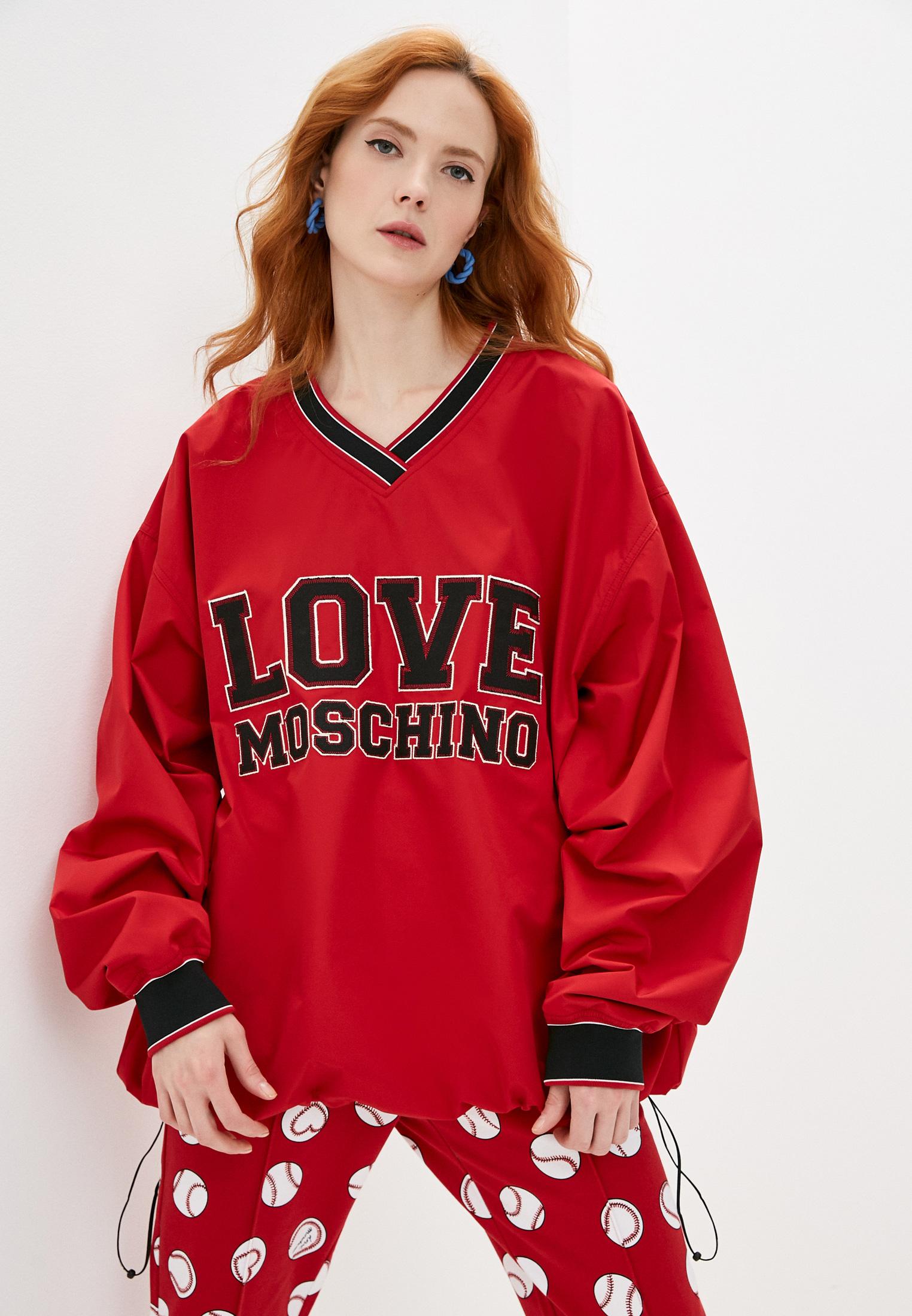 Свитер Love Moschino WH67801T9683P05