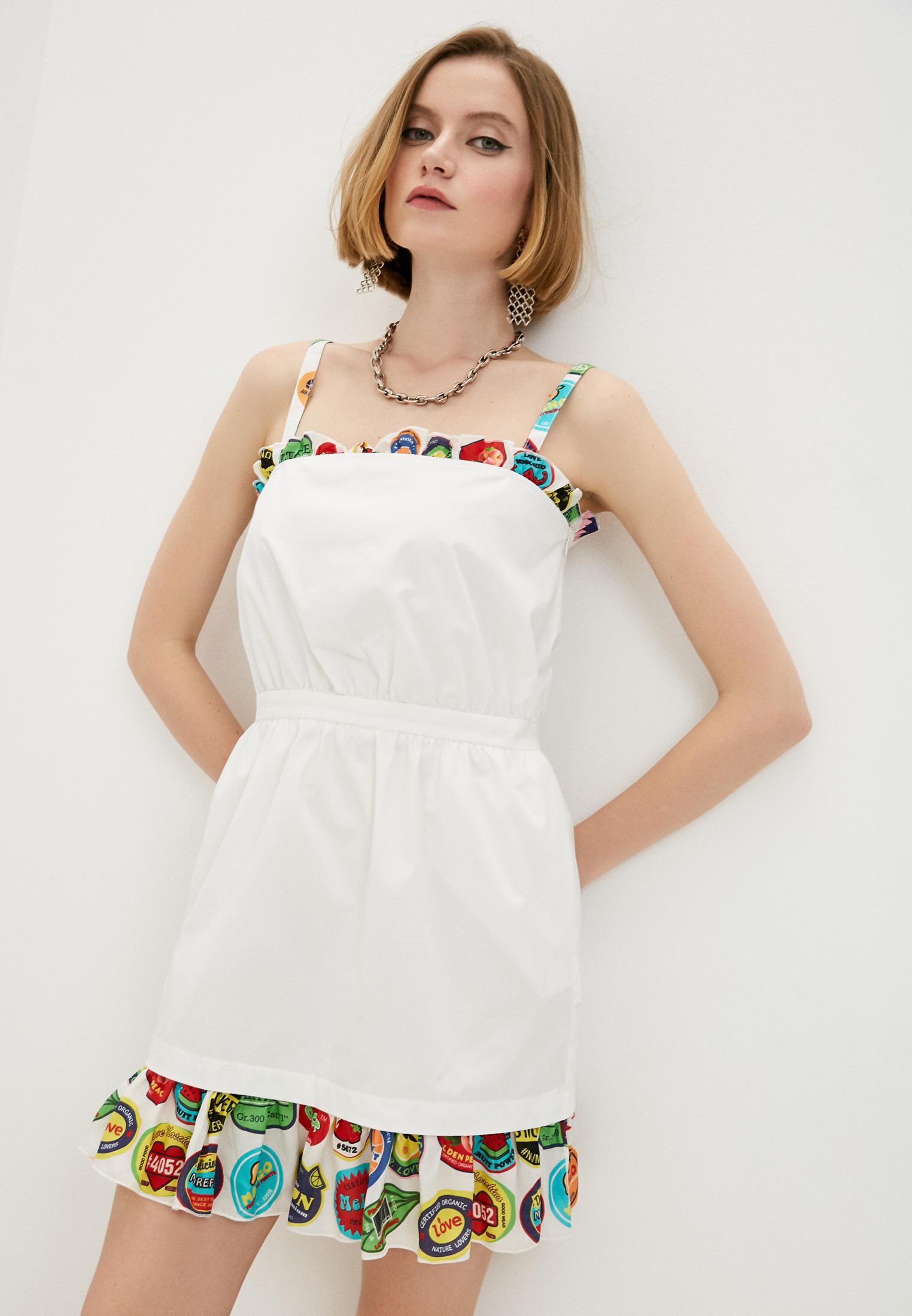 Женские платья-сарафаны Love Moschino WVH2200S32634061