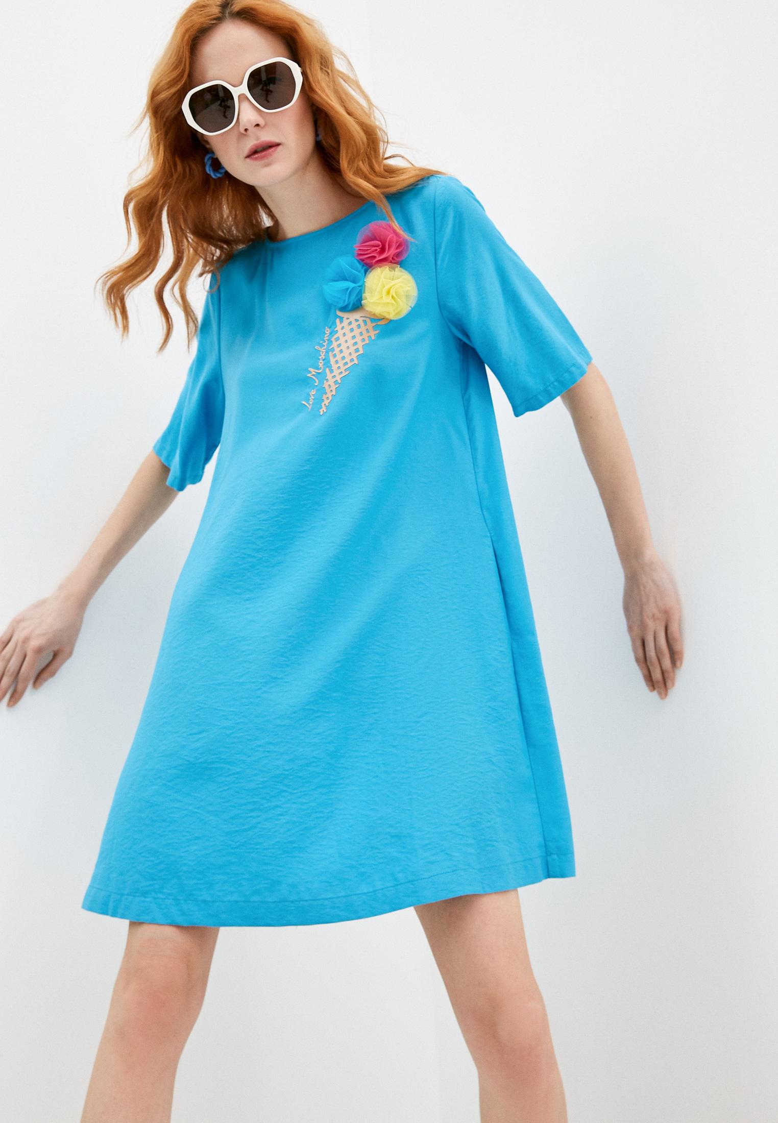 Платье Love Moschino WVH9601T9968X11