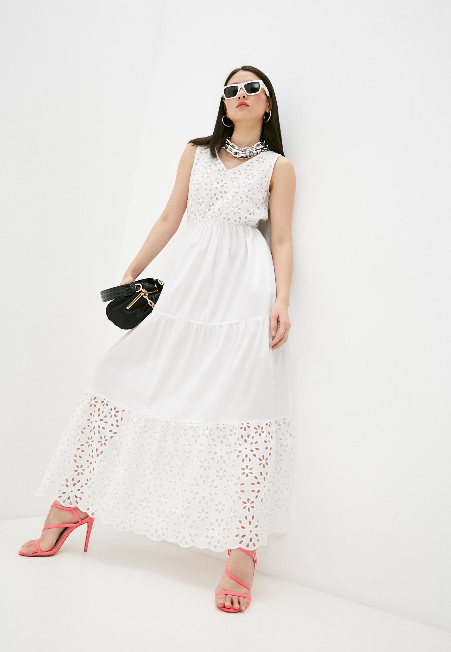 Повседневное платье Love Moschino WVH9800T9973A00