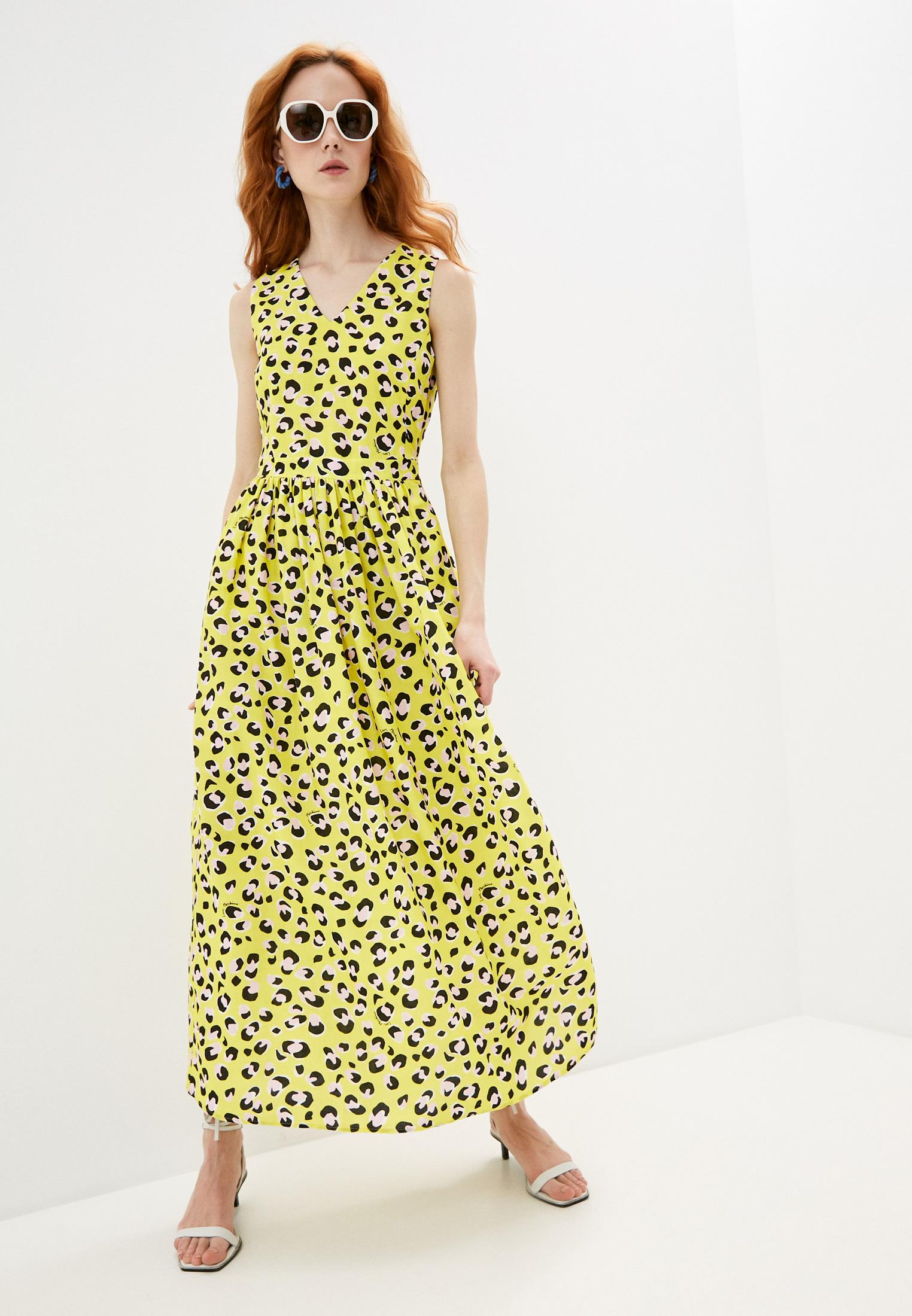 Повседневное платье Love Moschino WVI0700T99630016