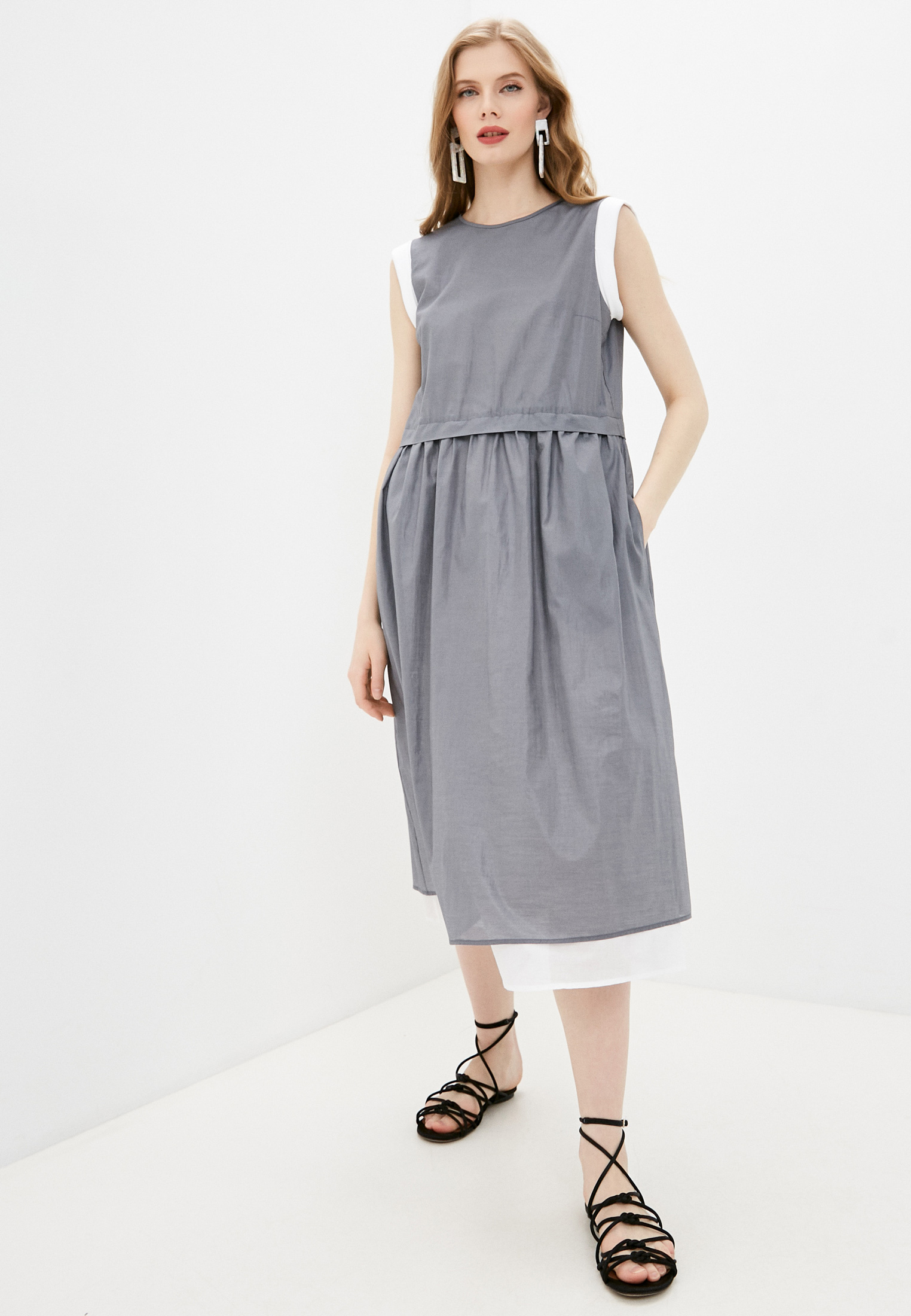 Повседневное платье Cappellini M02110: изображение 1