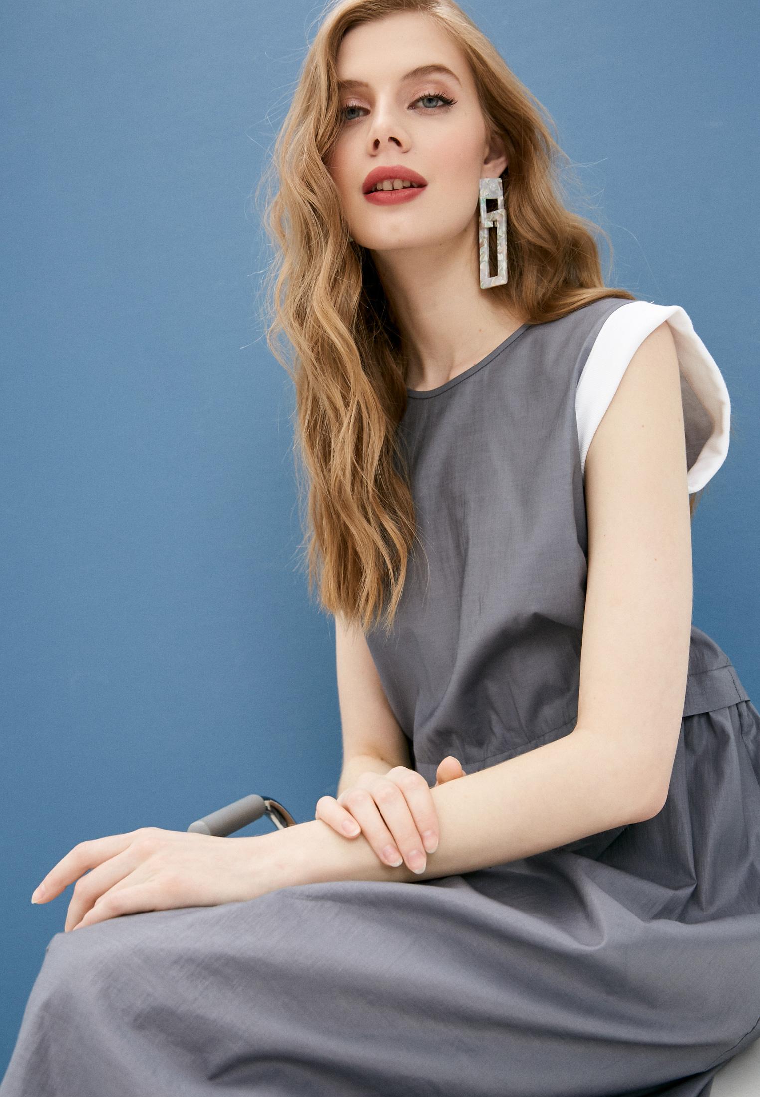 Повседневное платье Cappellini M02110: изображение 2