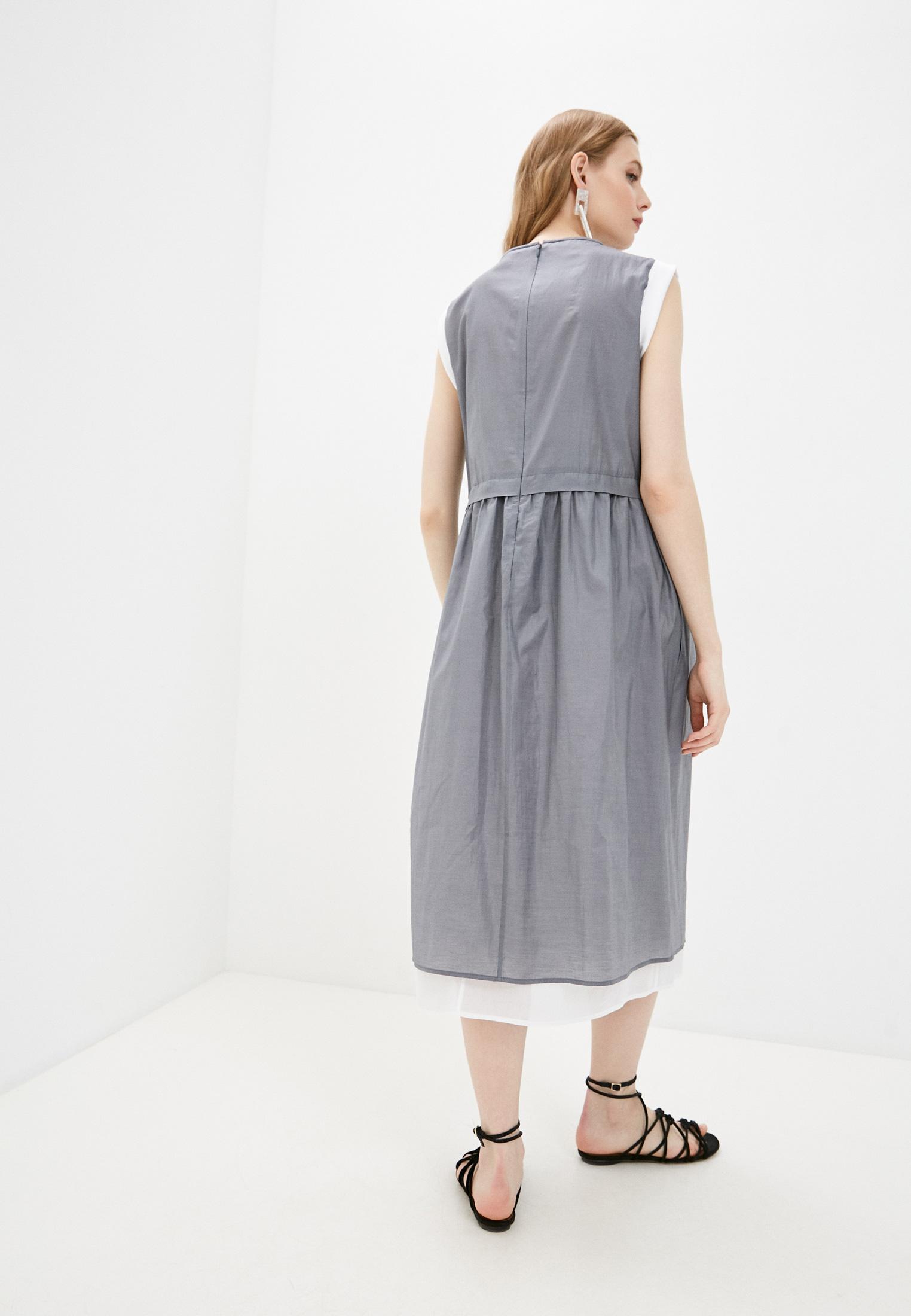 Повседневное платье Cappellini M02110: изображение 4