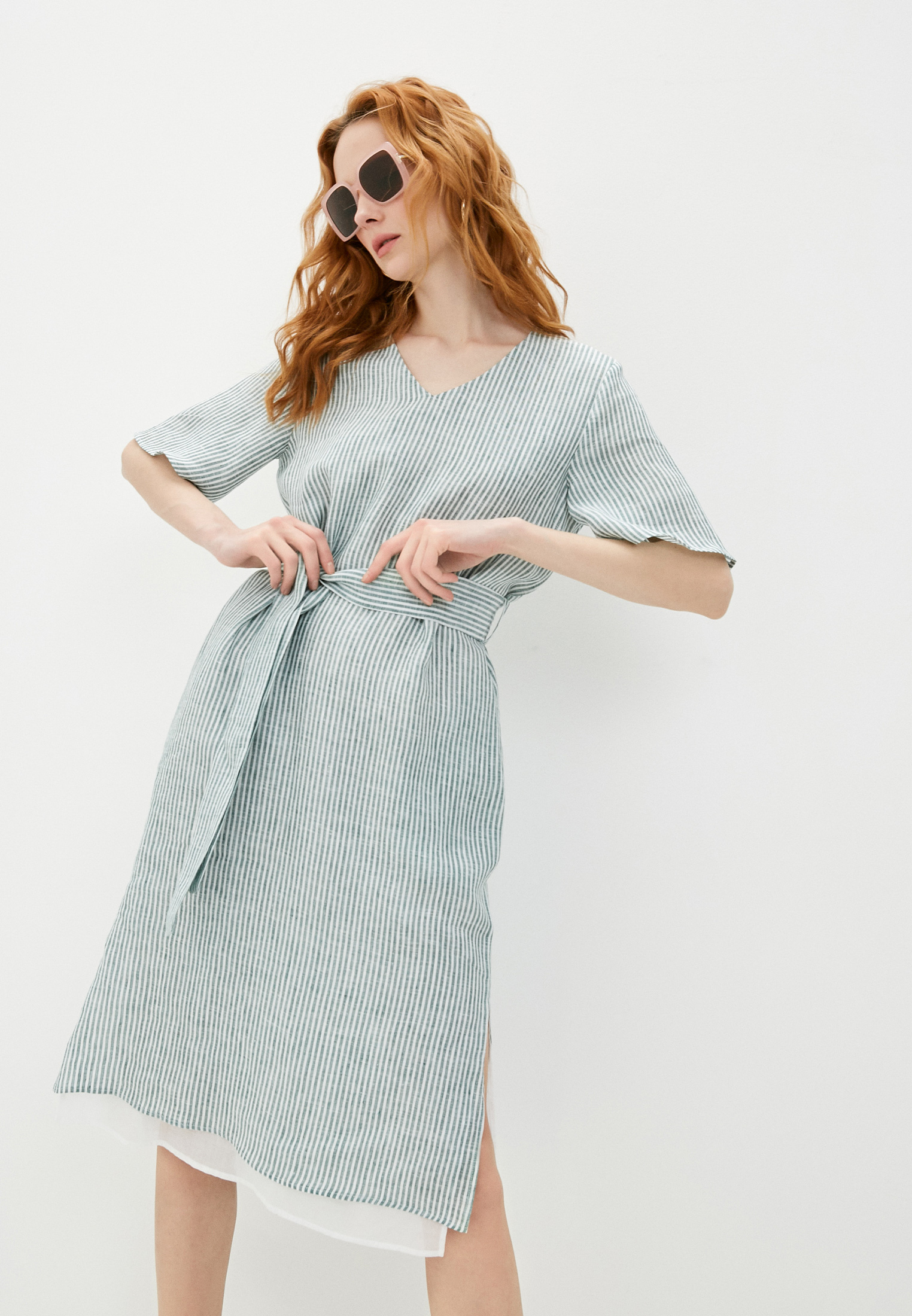 Повседневное платье Cappellini M02112A