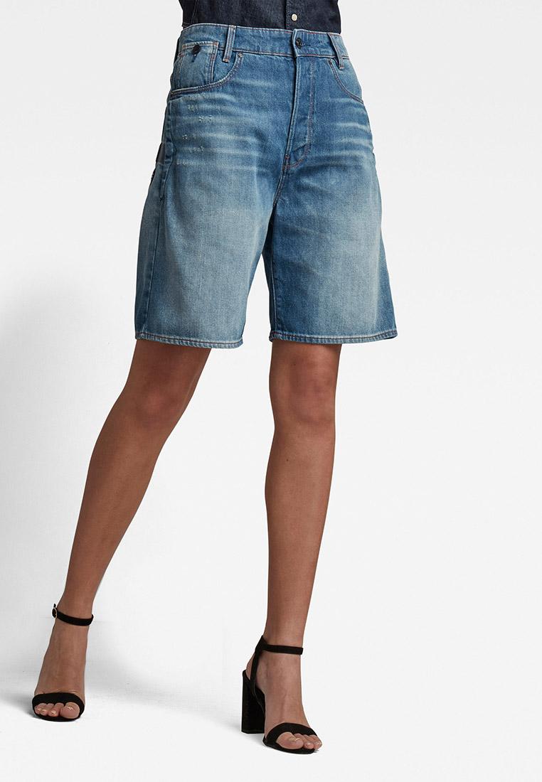 Женские джинсовые шорты G-Star Шорты джинсовые G-Star