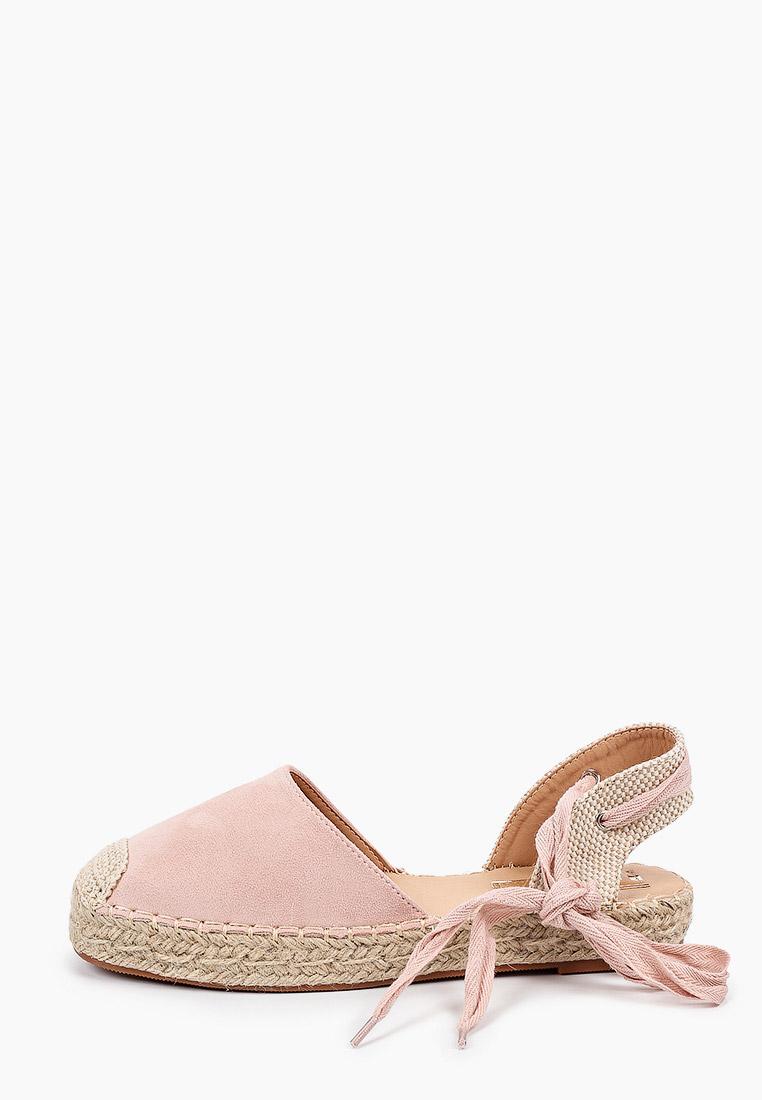 Женские эспадрильи Ideal Shoes F98-2331