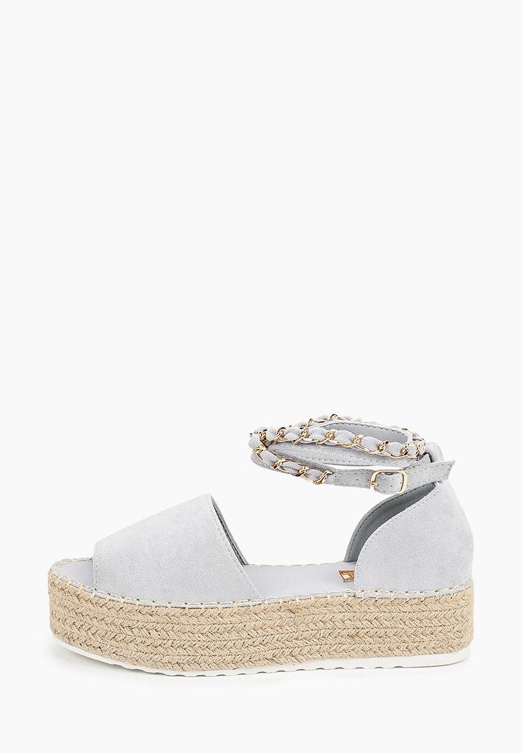 Женские босоножки Ideal Shoes F98-6676