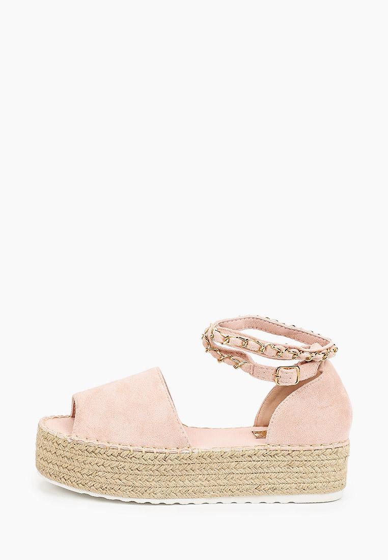 Женские эспадрильи Ideal Shoes F98-6676