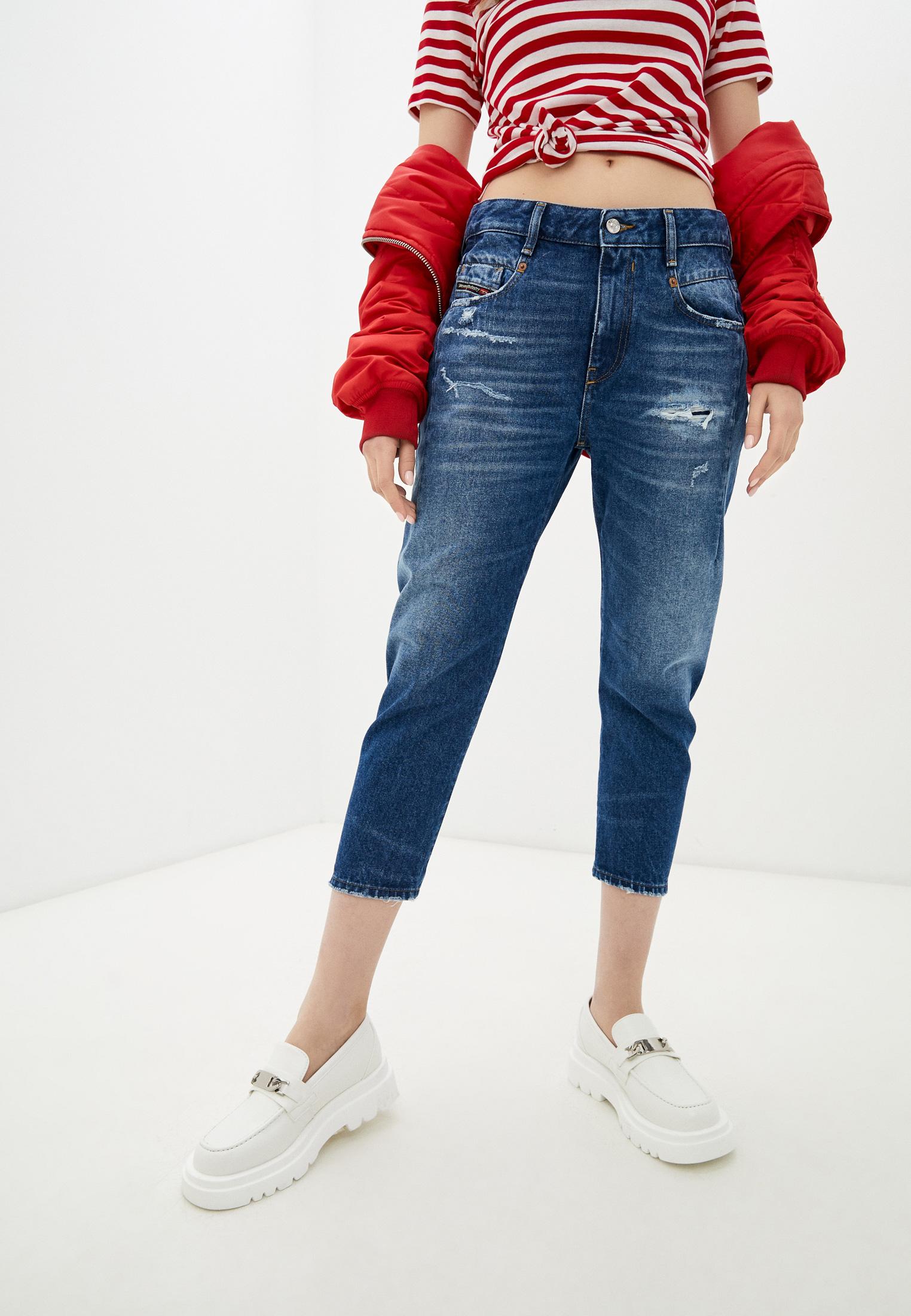 Зауженные джинсы Diesel (Дизель) 00SV1S0079R