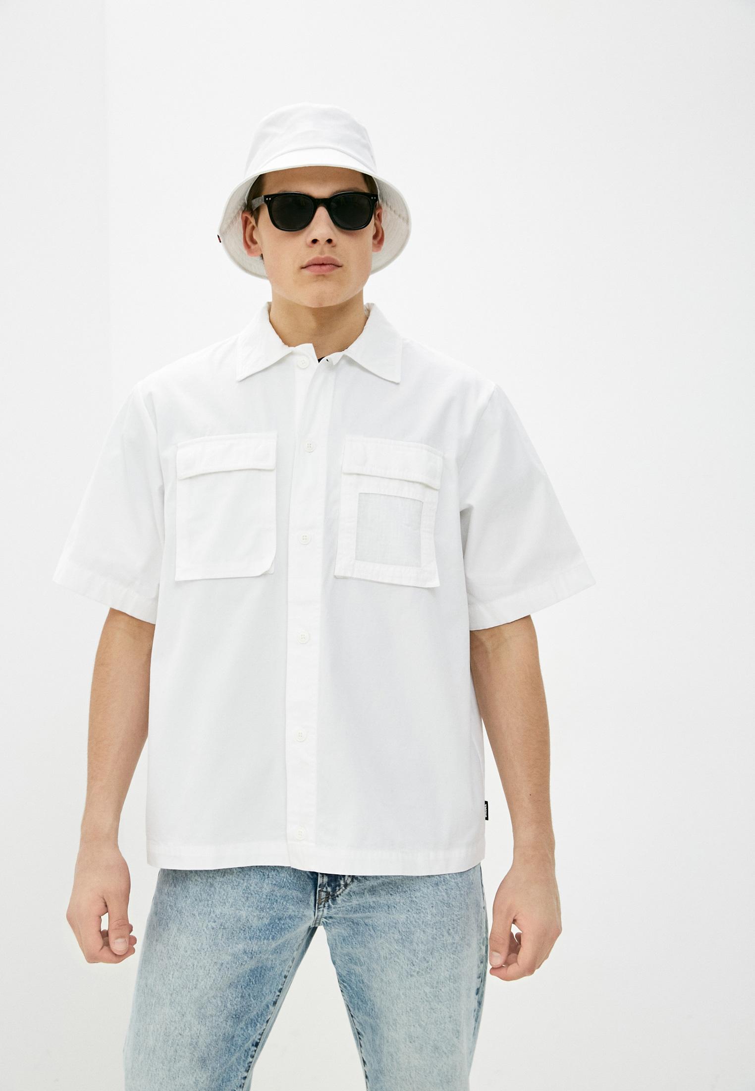 Рубашка с коротким рукавом Diesel (Дизель) A021380KBAD