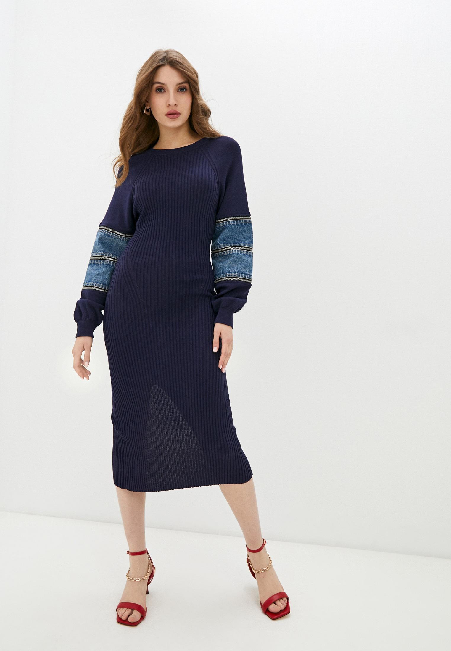 Вязаное платье Diesel (Дизель) A043210BDAW