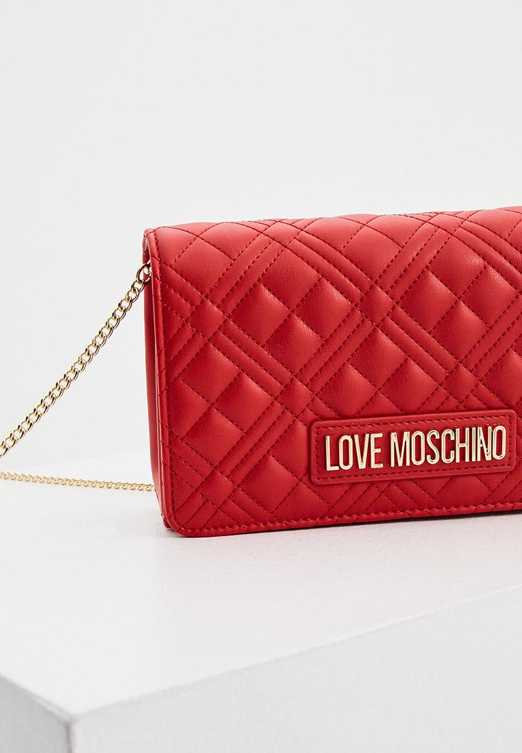 Сумка Love Moschino JC4256PP0CKJ0: изображение 4