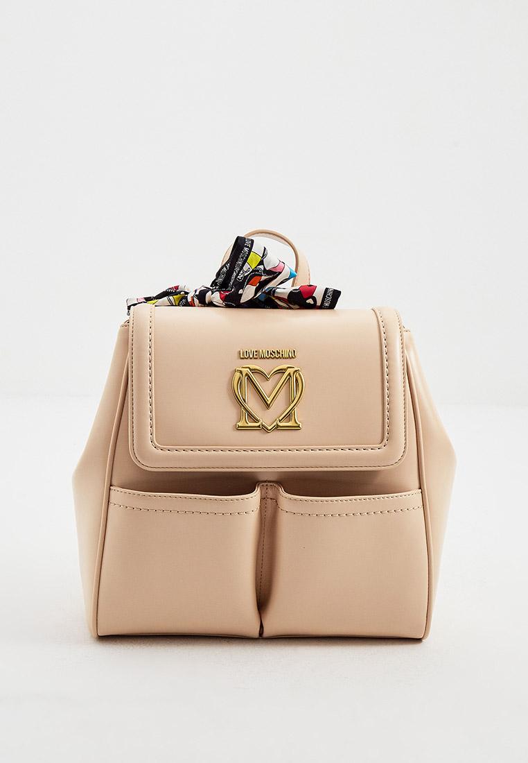 Городской рюкзак Love Moschino JC4259PP0CKK0