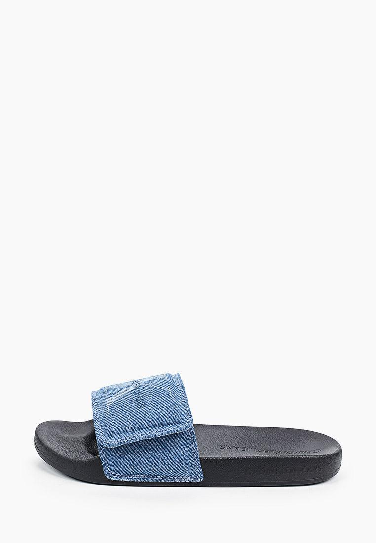 Женские сабо Calvin Klein Jeans YW0YW00106