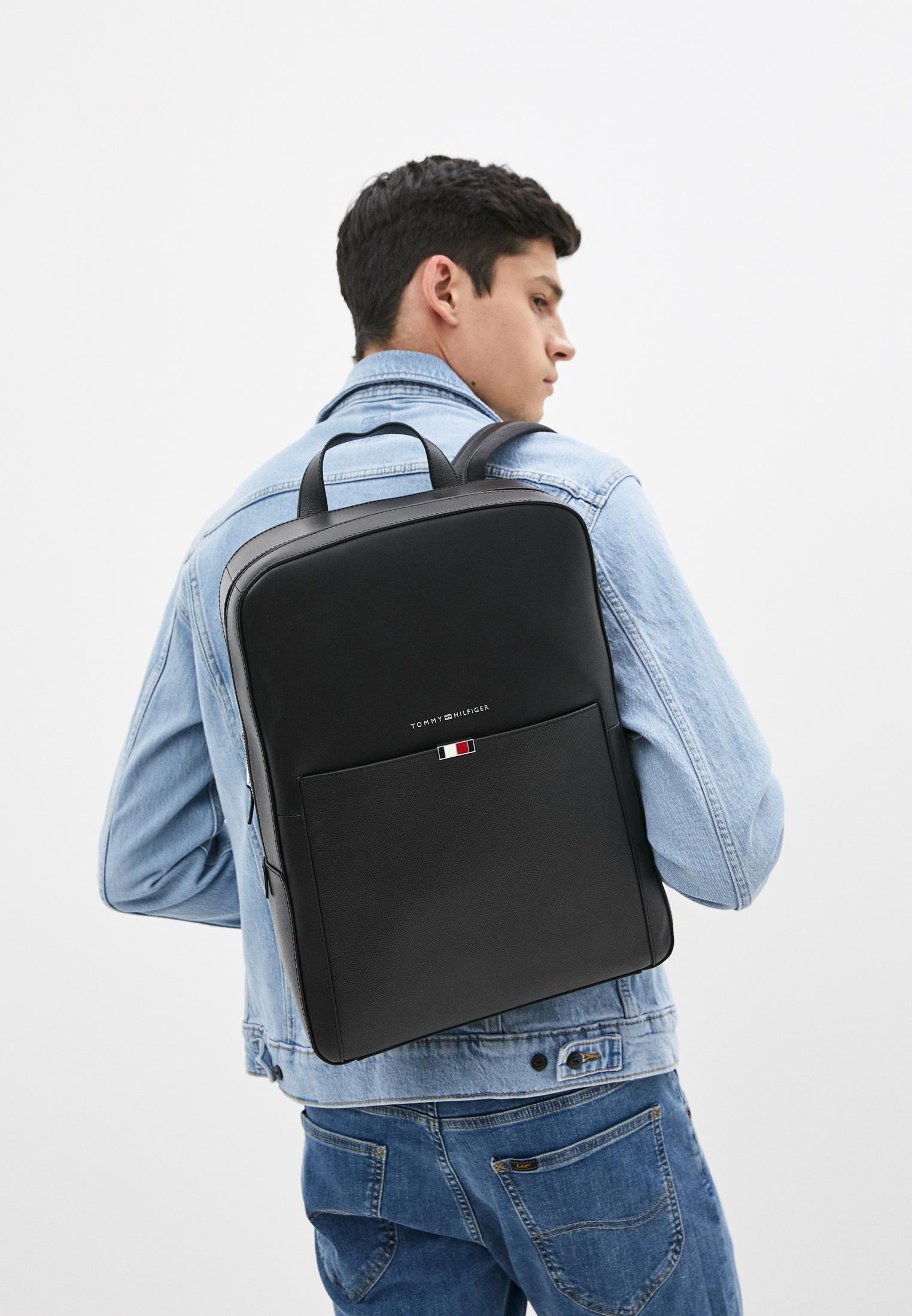 Городской рюкзак Tommy Hilfiger (Томми Хилфигер) AM0AM06841: изображение 4