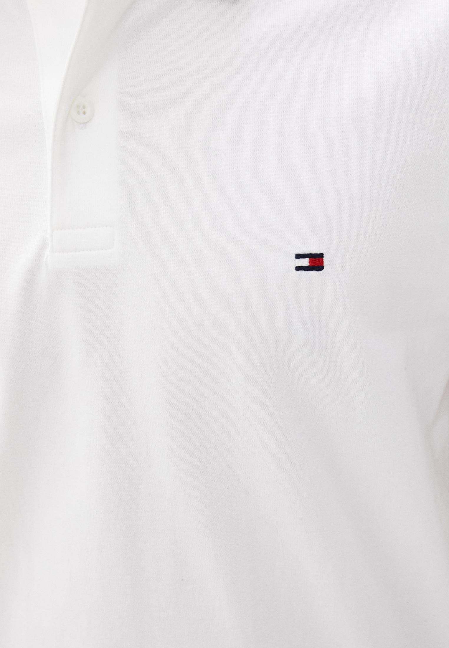 Мужские поло Tommy Hilfiger (Томми Хилфигер) MW0MW17798: изображение 3