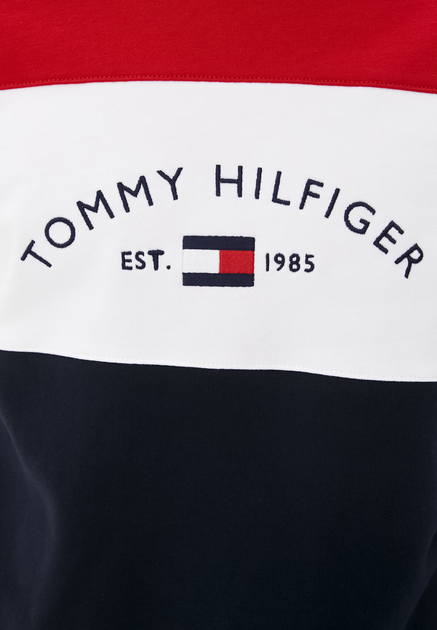 Свитер Tommy Hilfiger (Томми Хилфигер) MW0MW18300: изображение 4