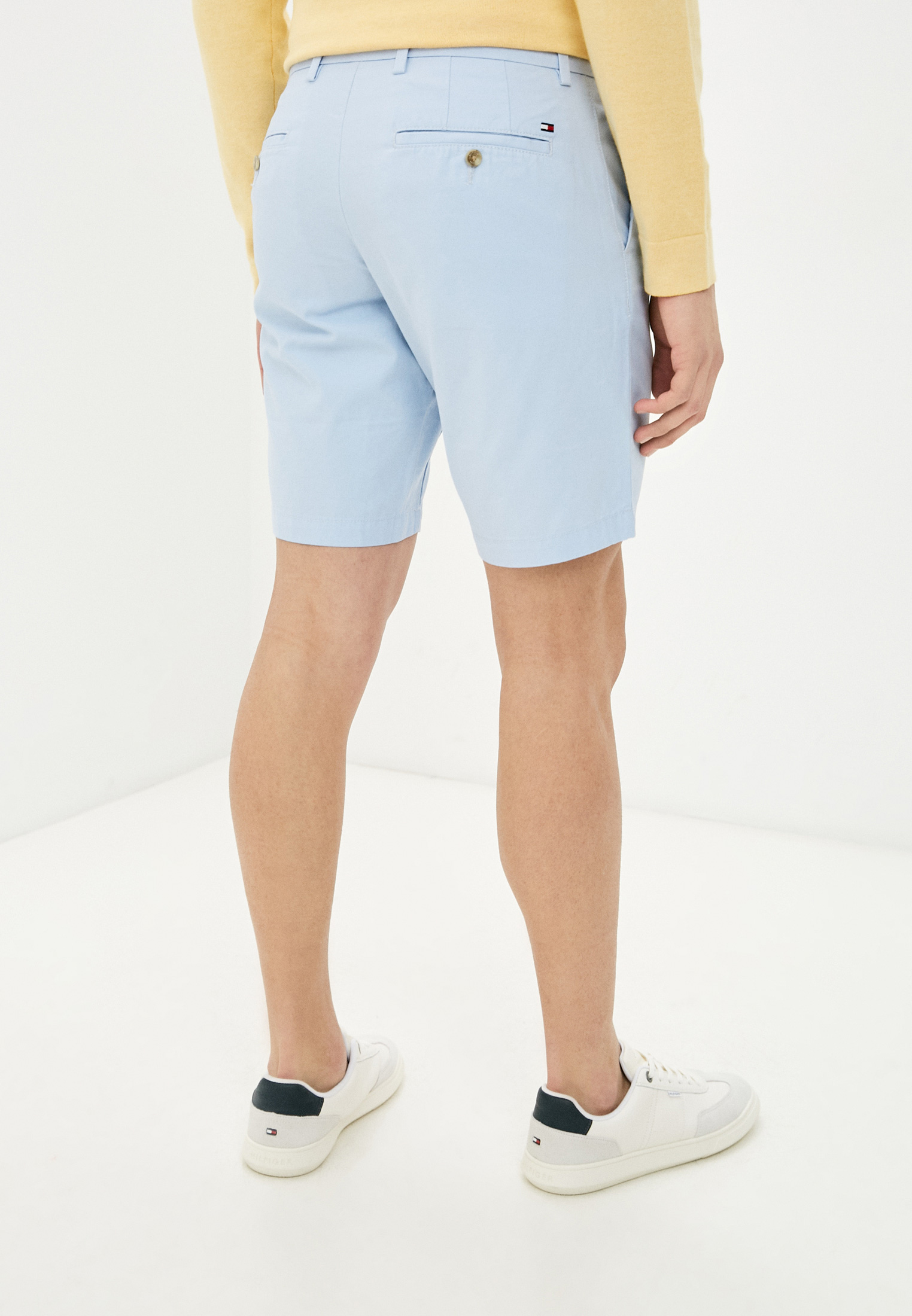 Мужские повседневные шорты Tommy Hilfiger (Томми Хилфигер) MW0MW13536: изображение 3