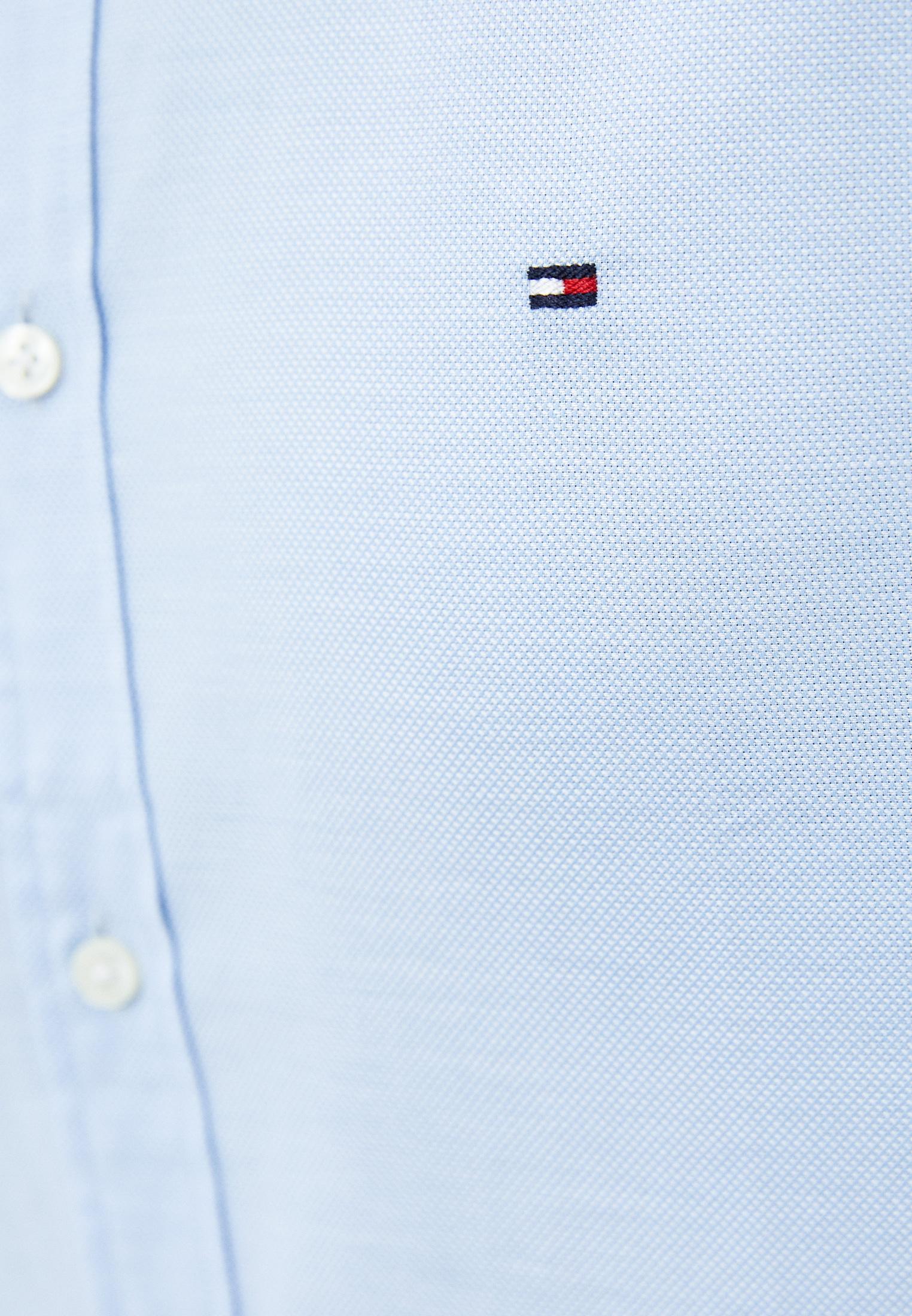 Рубашка с длинным рукавом Tommy Hilfiger (Томми Хилфигер) MW0MW16485: изображение 4