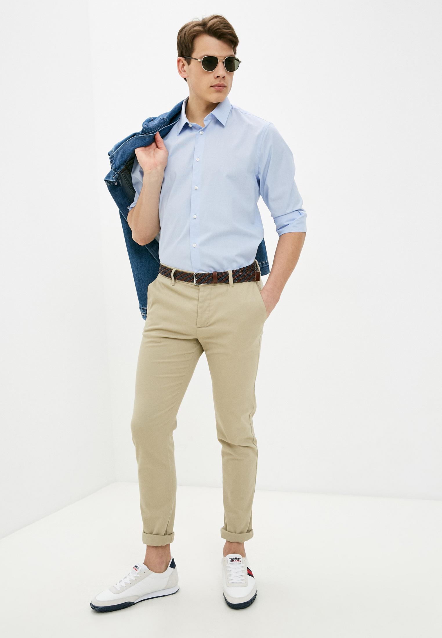 Рубашка с длинным рукавом Tommy Hilfiger (Томми Хилфигер) MW0MW16503: изображение 2