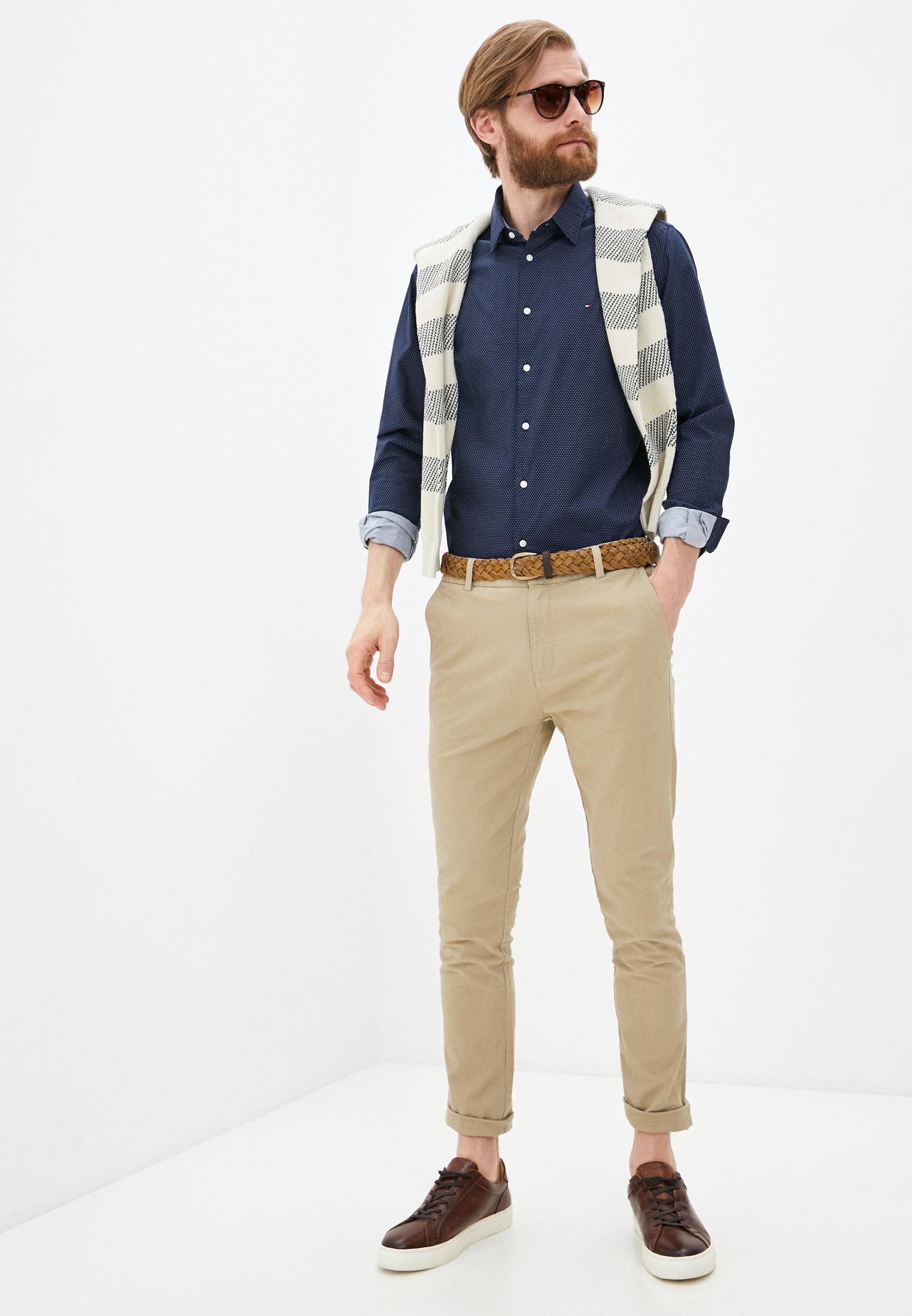 Рубашка с длинным рукавом Tommy Hilfiger (Томми Хилфигер) MW0MW16510: изображение 2