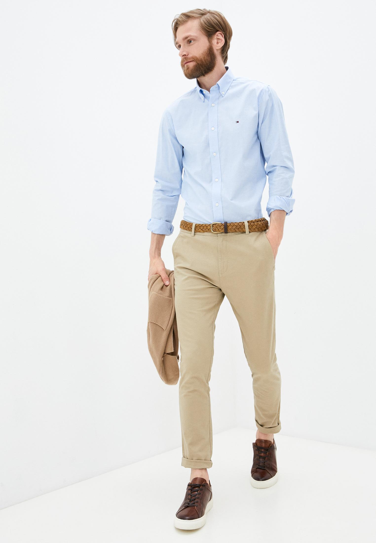 Рубашка с длинным рукавом Tommy Hilfiger (Томми Хилфигер) MW0MW18339: изображение 2