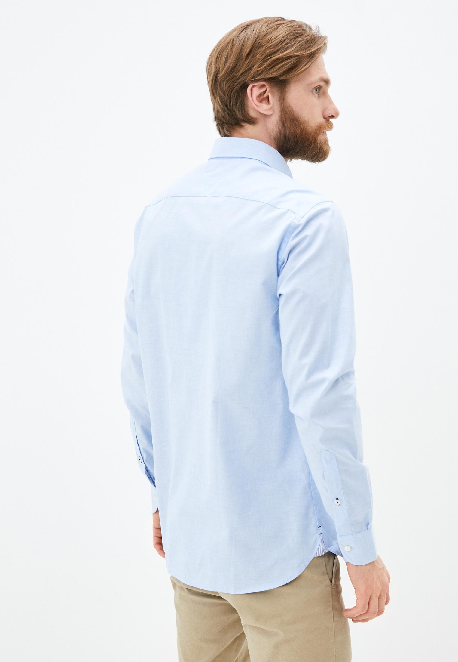 Рубашка с длинным рукавом Tommy Hilfiger (Томми Хилфигер) MW0MW18339: изображение 3