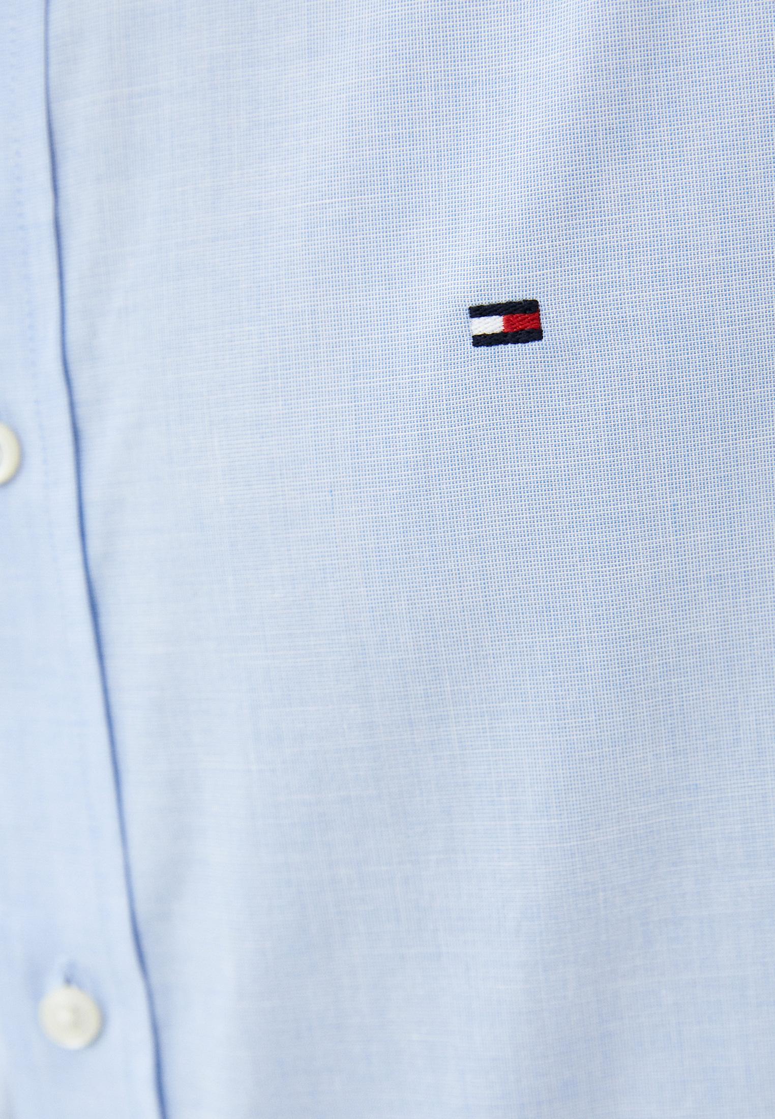 Рубашка с длинным рукавом Tommy Hilfiger (Томми Хилфигер) MW0MW18339: изображение 4