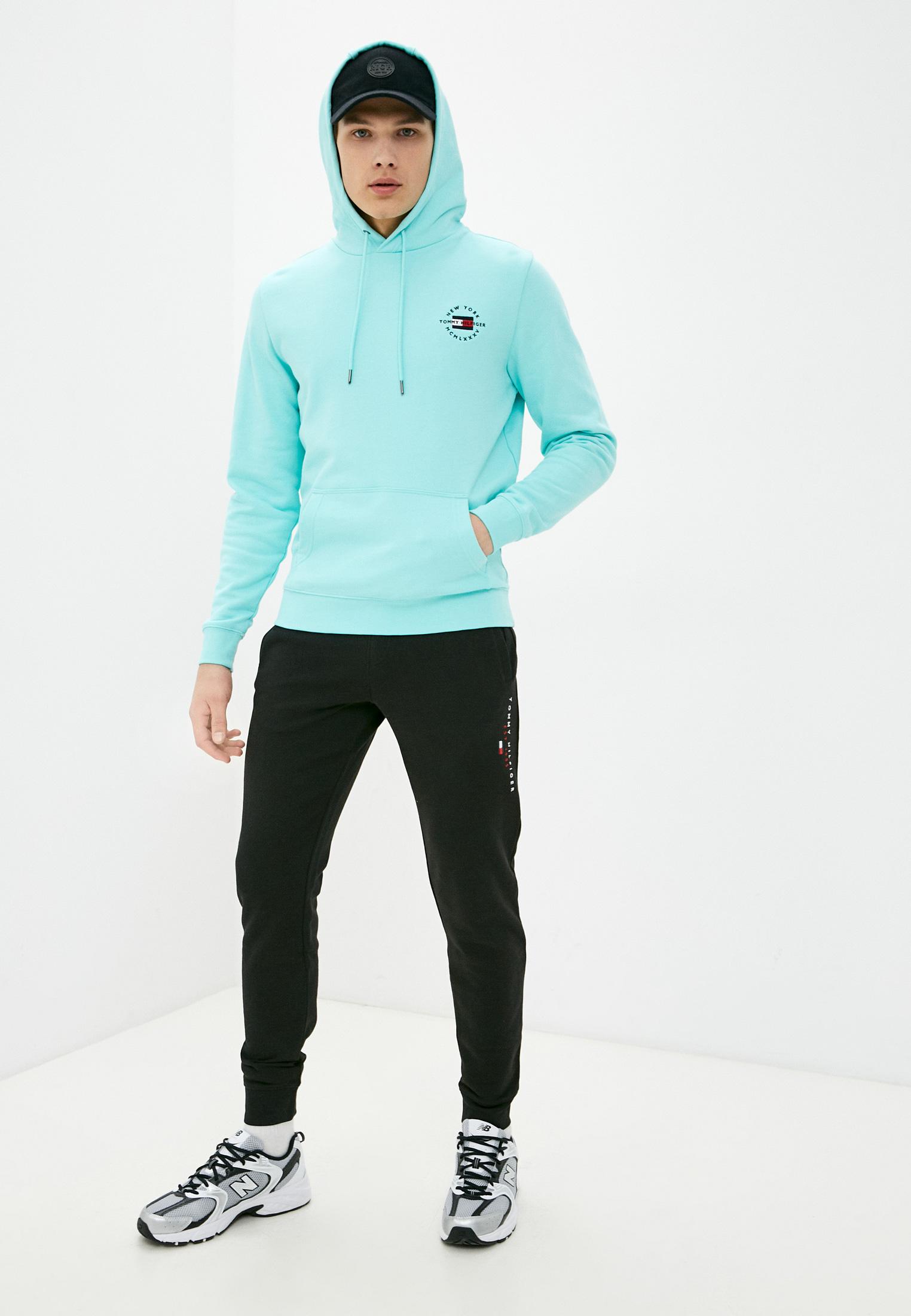 Мужские спортивные брюки Tommy Hilfiger (Томми Хилфигер) MW0MW17384: изображение 2